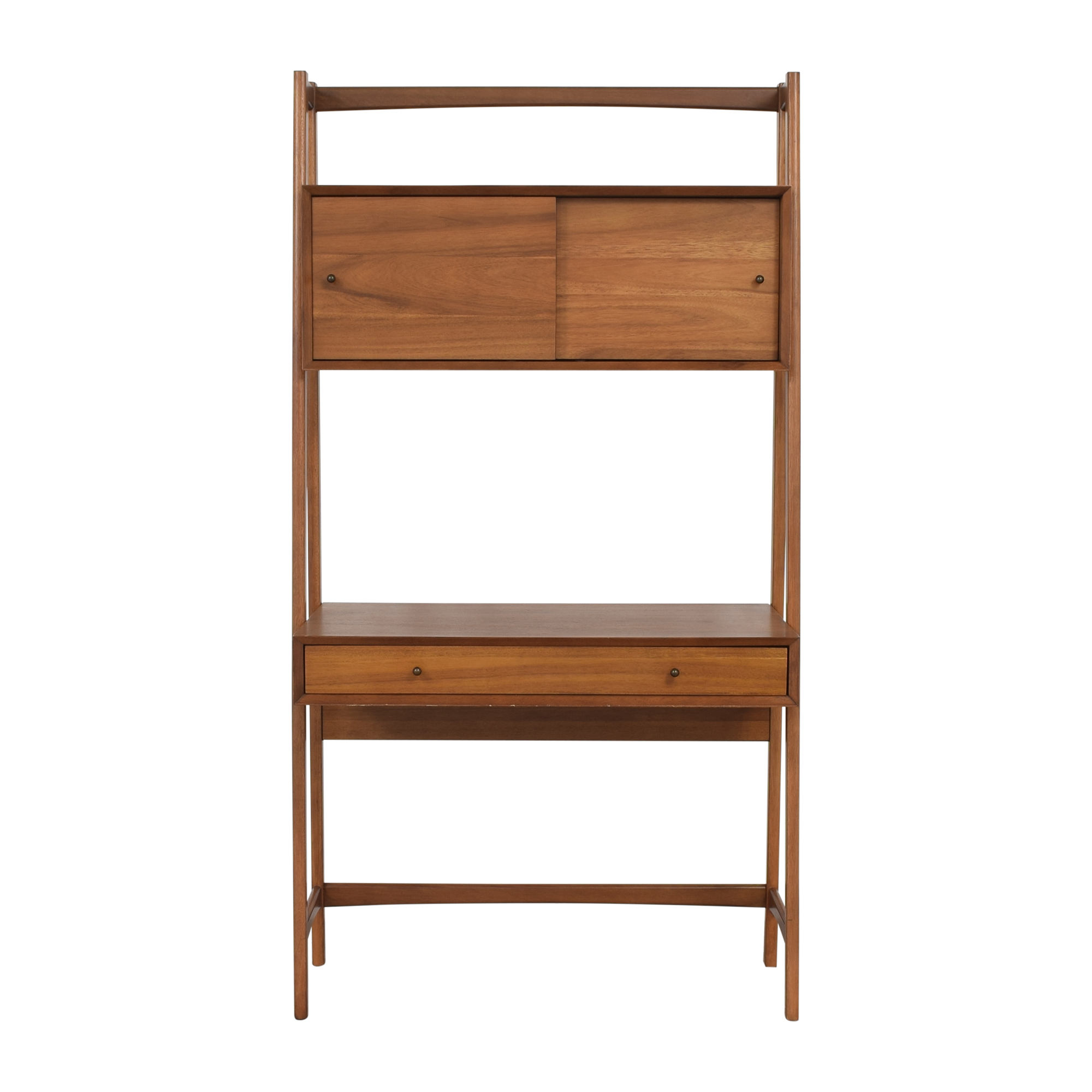 West Elm West Elm Mid-Century Wall Desk on sale