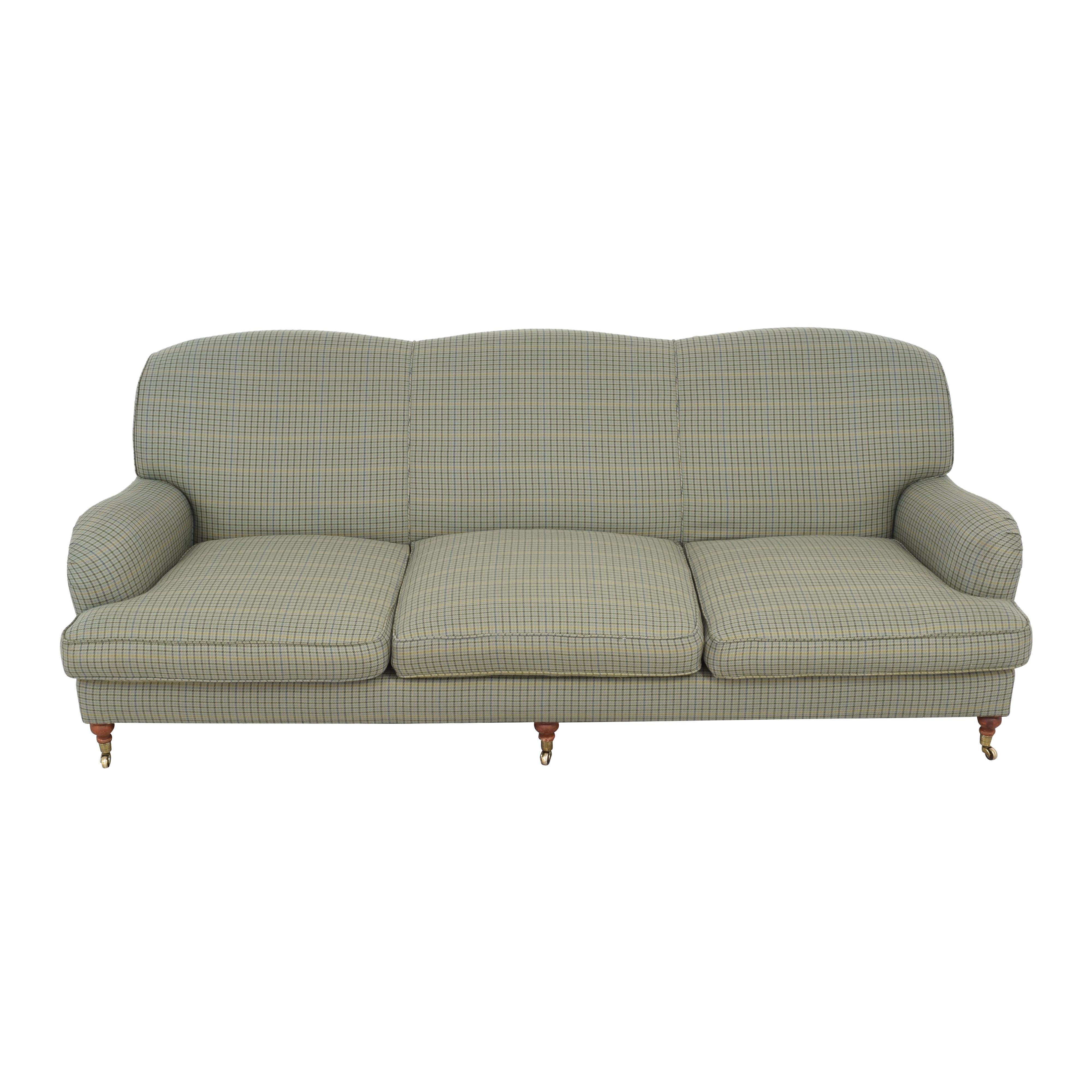 Ralph Lauren Home English Roll Arm Sofa / Sofas