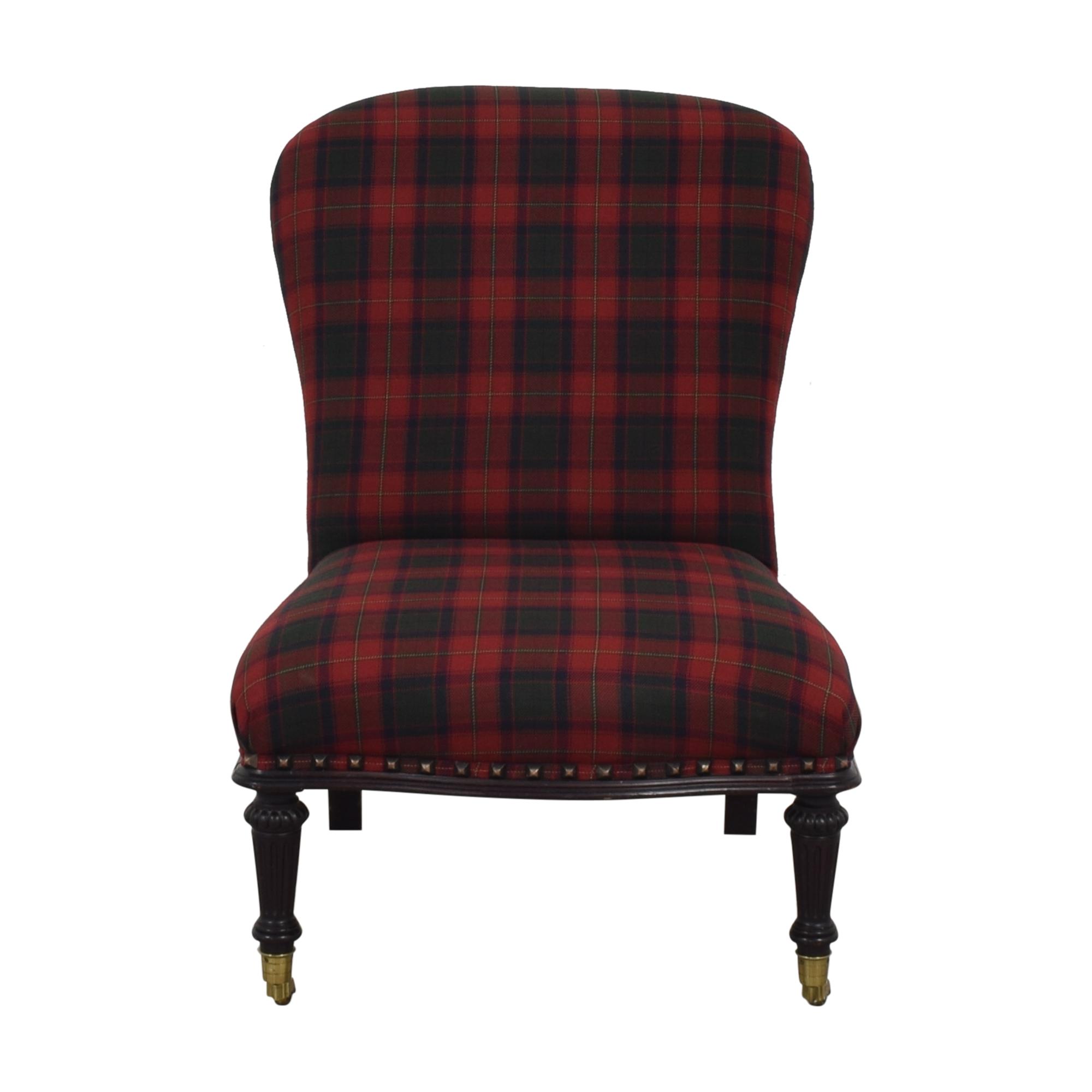Ralph Lauren Home Ralph Lauren Plaid Chair used