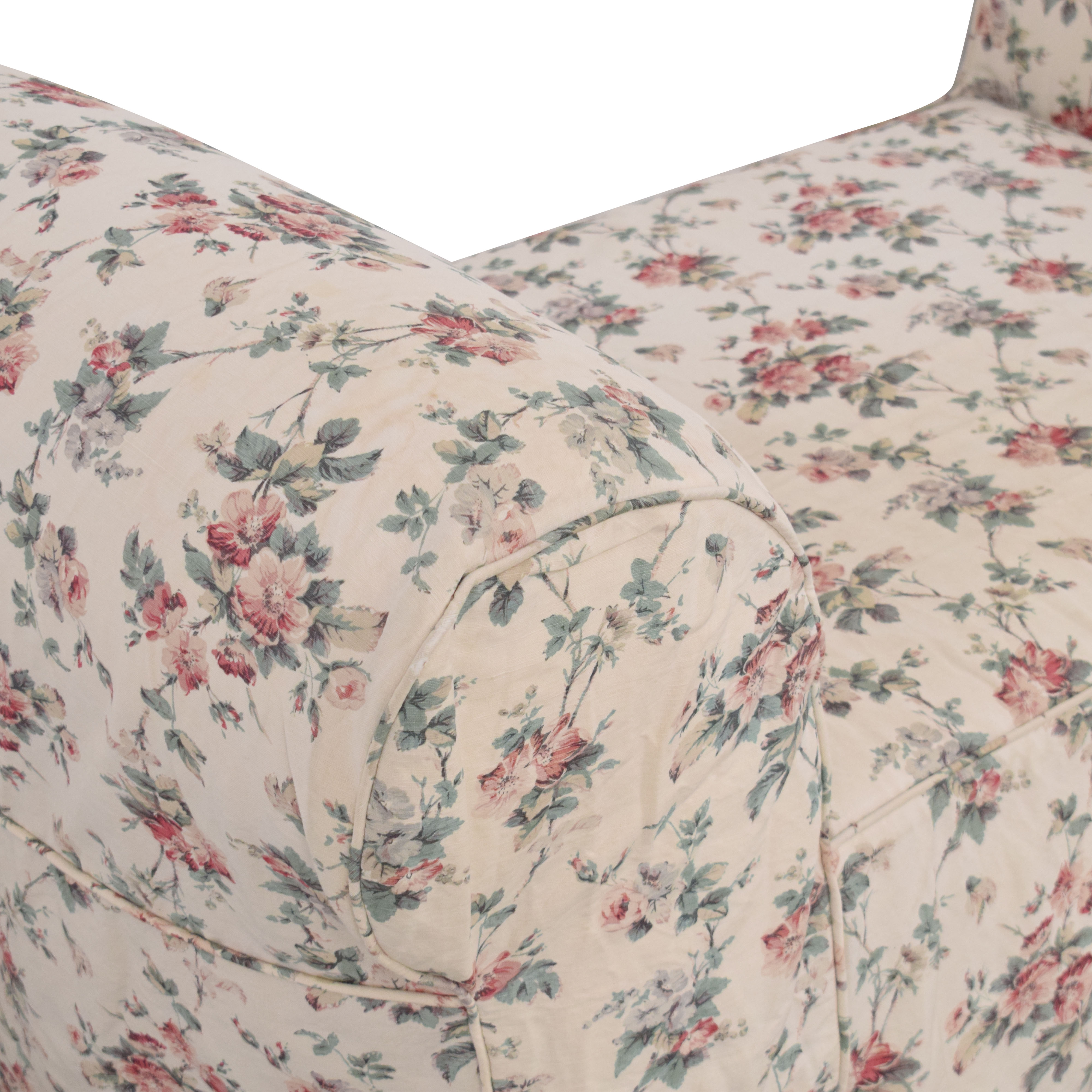 Rachel Ashwell Shabby Chic Shabby Chic Floral Loveseat second hand