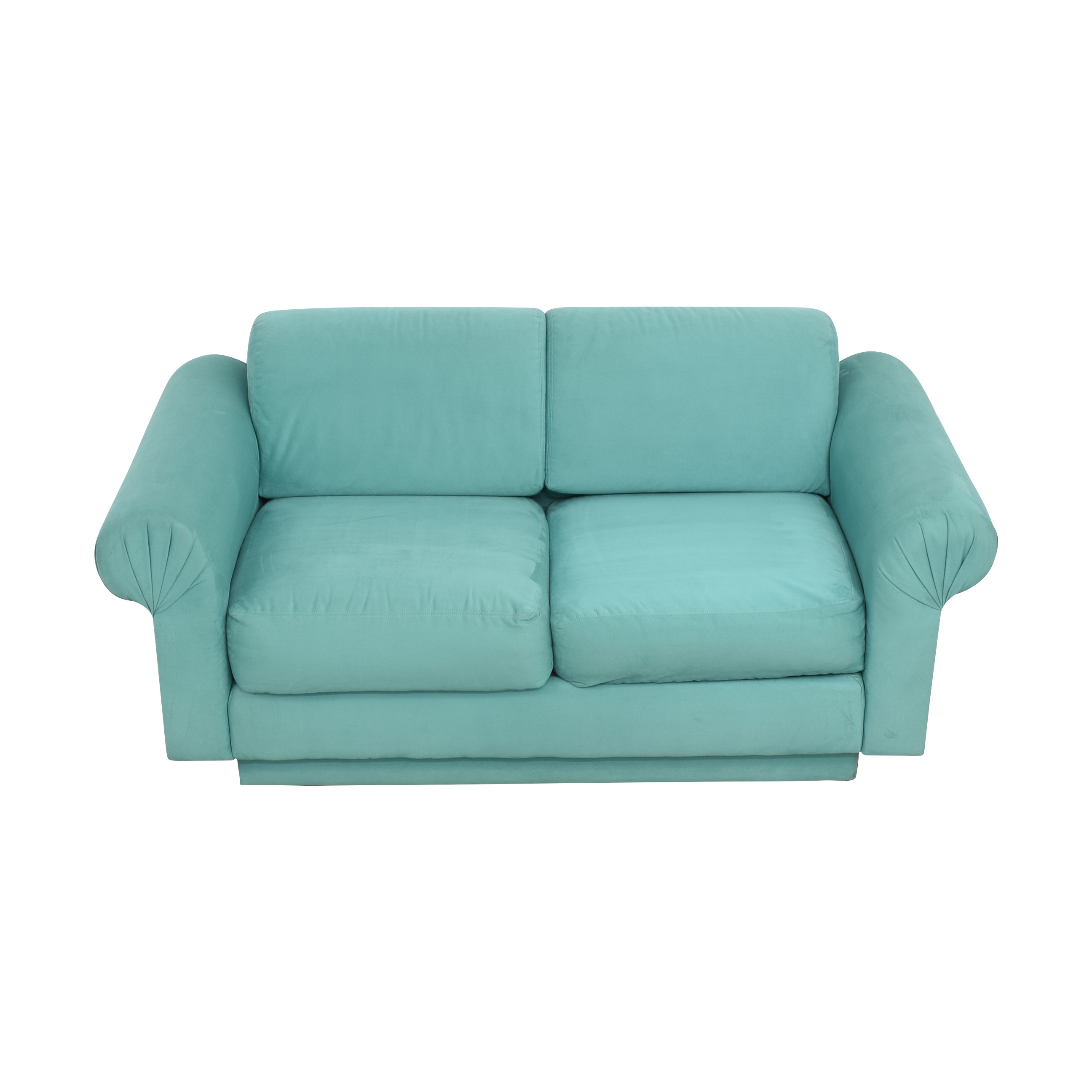 buy Directional Furniture Directional Furniture Suede Sofa online