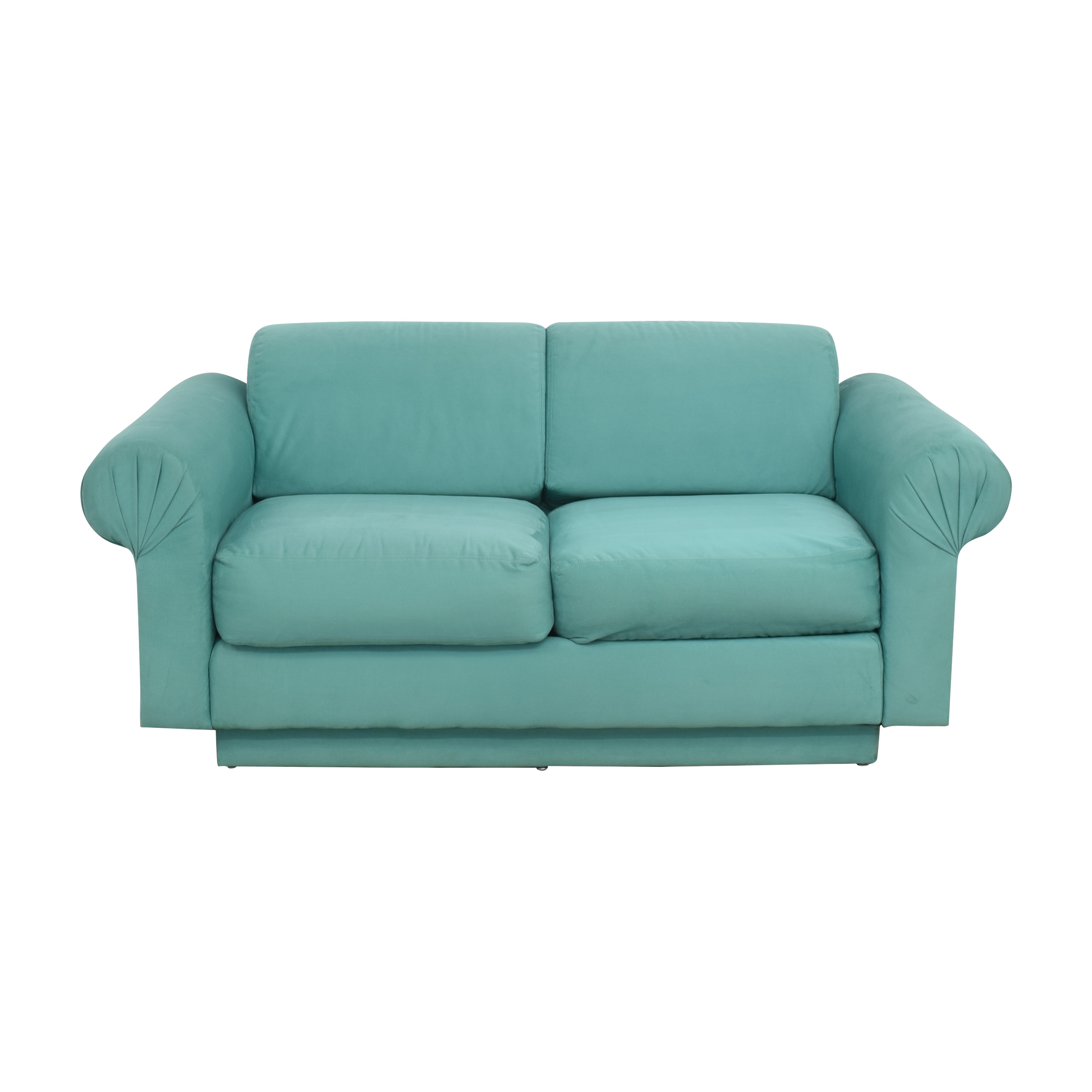 Directional Furniture Directional Furniture Suede Sofa