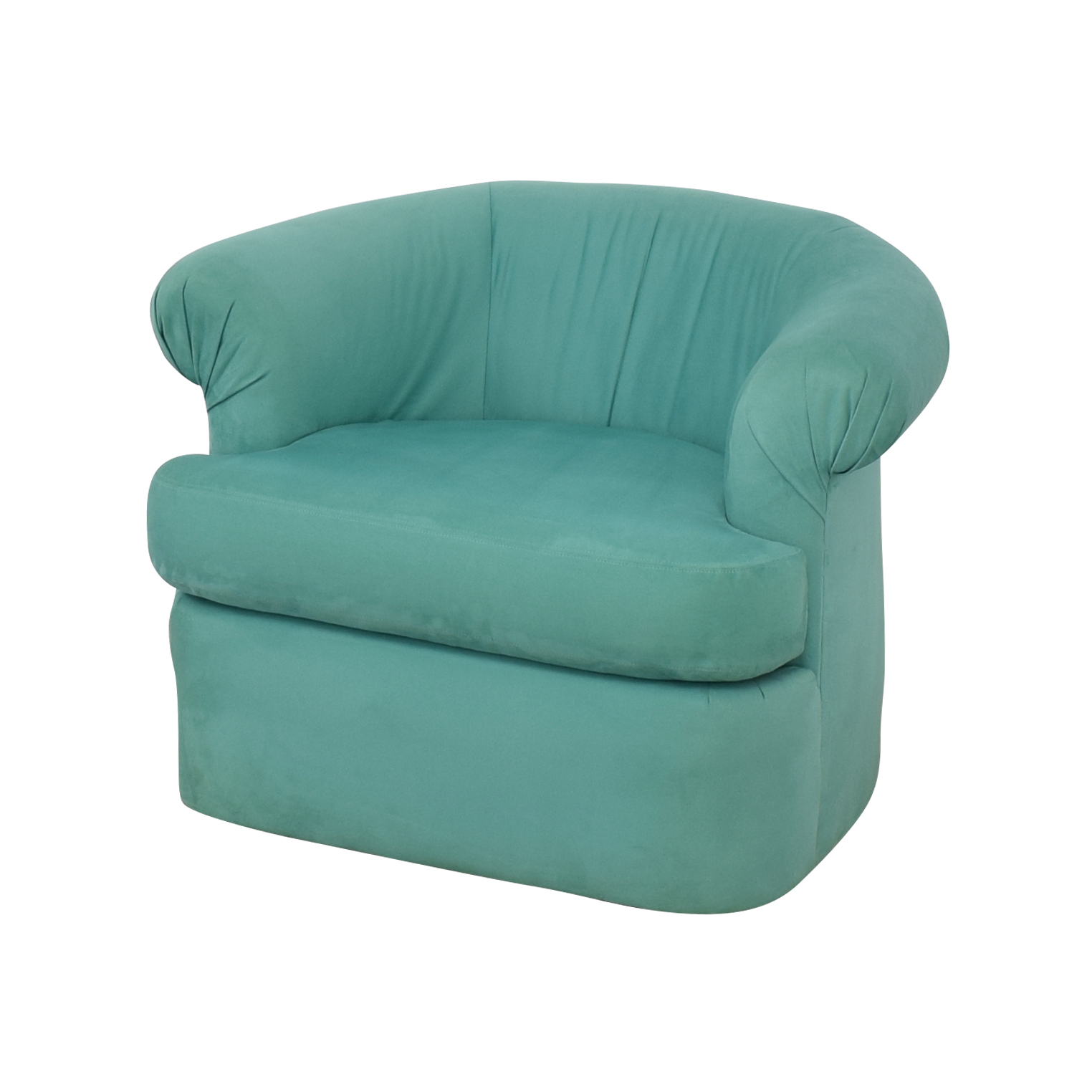 Directional Furniture Directional Furniture Suede Chair used