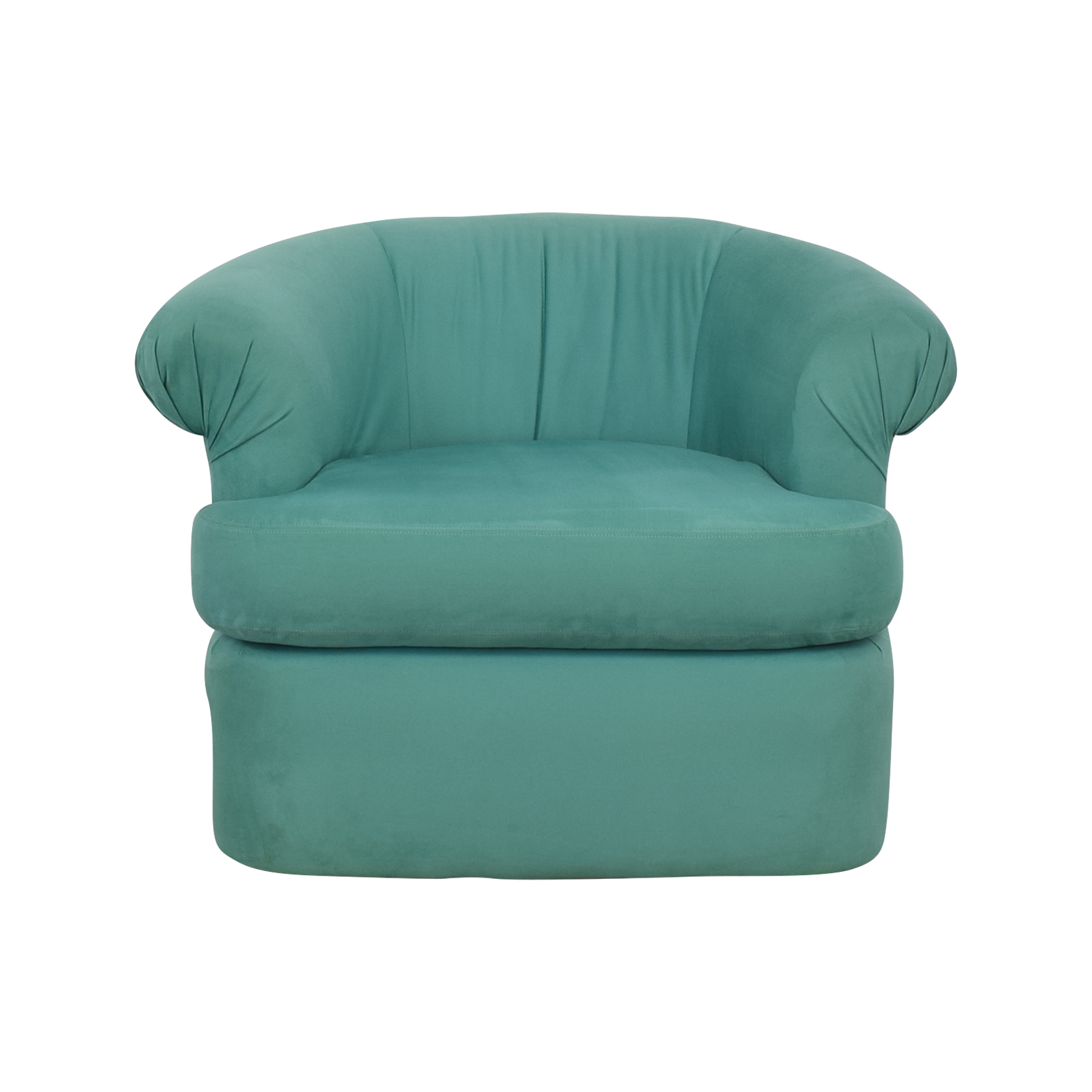 Directional Furniture Directional Furniture Suede Chair Accent Chairs