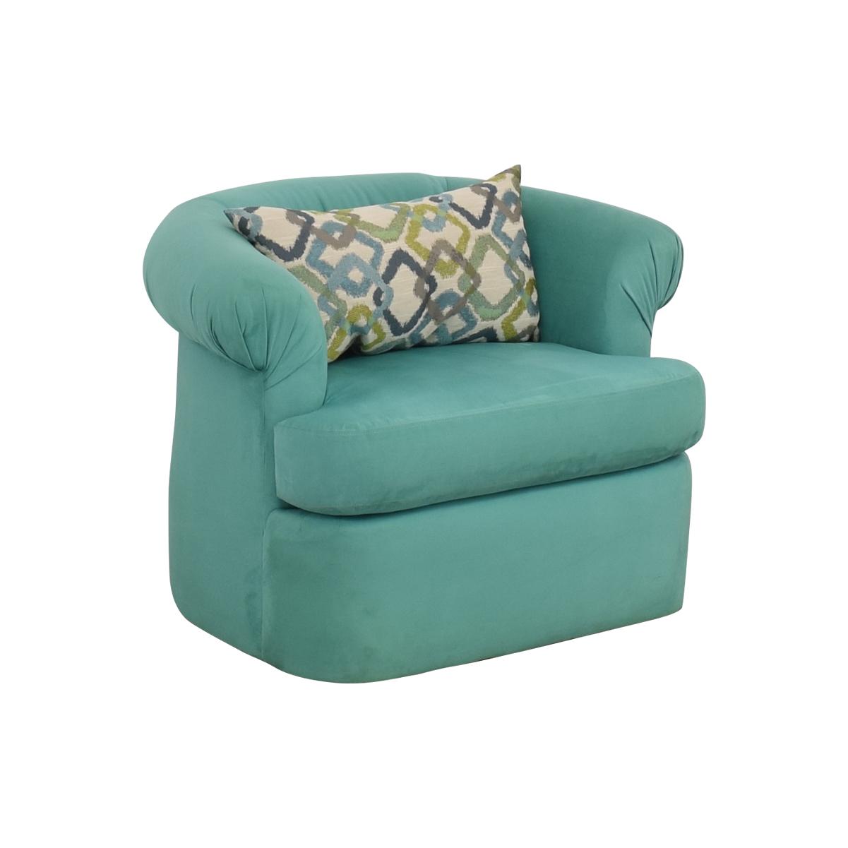 Directional Furniture Directional Furniture Suede Chair discount