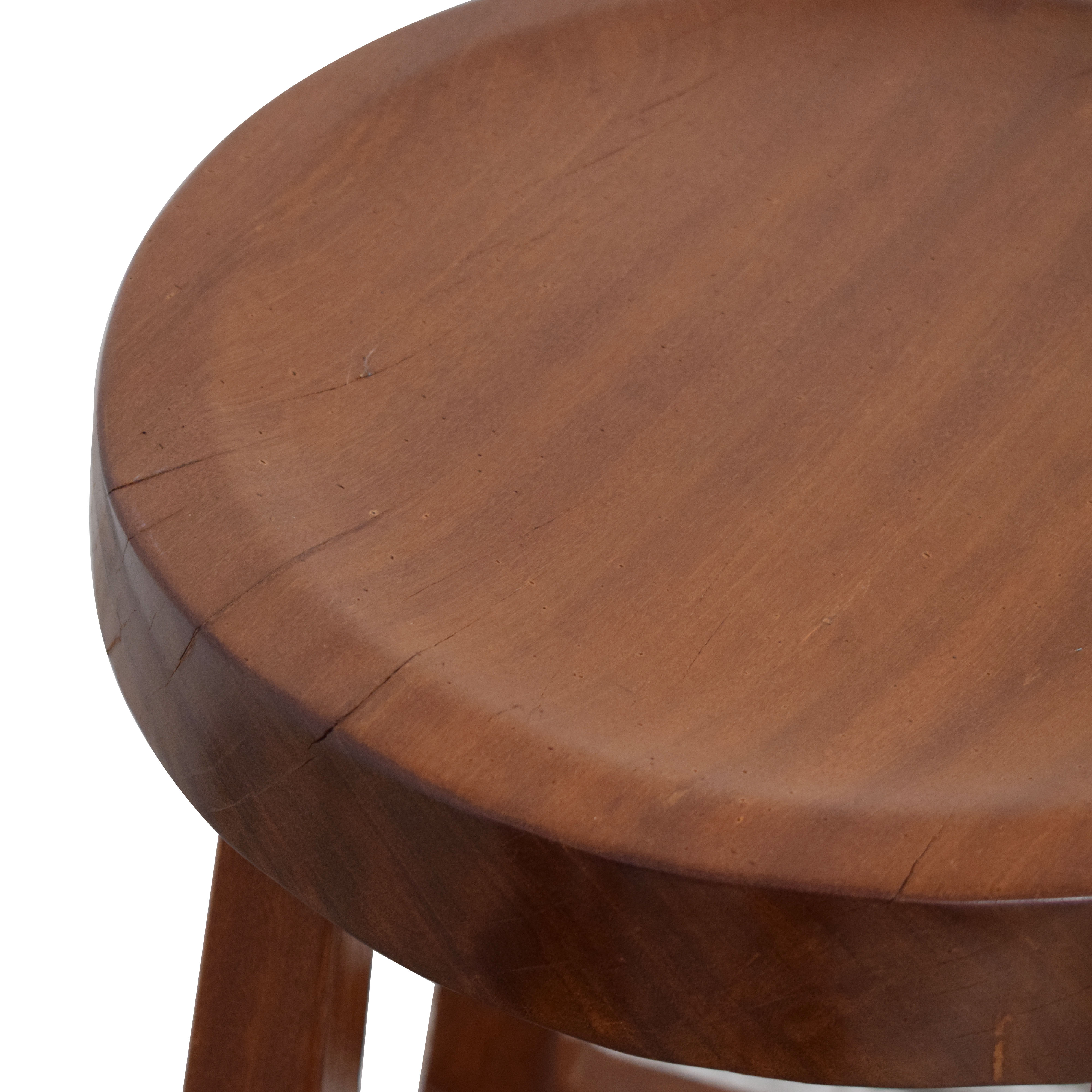 Mission Style Wood Bar Stools Chairs