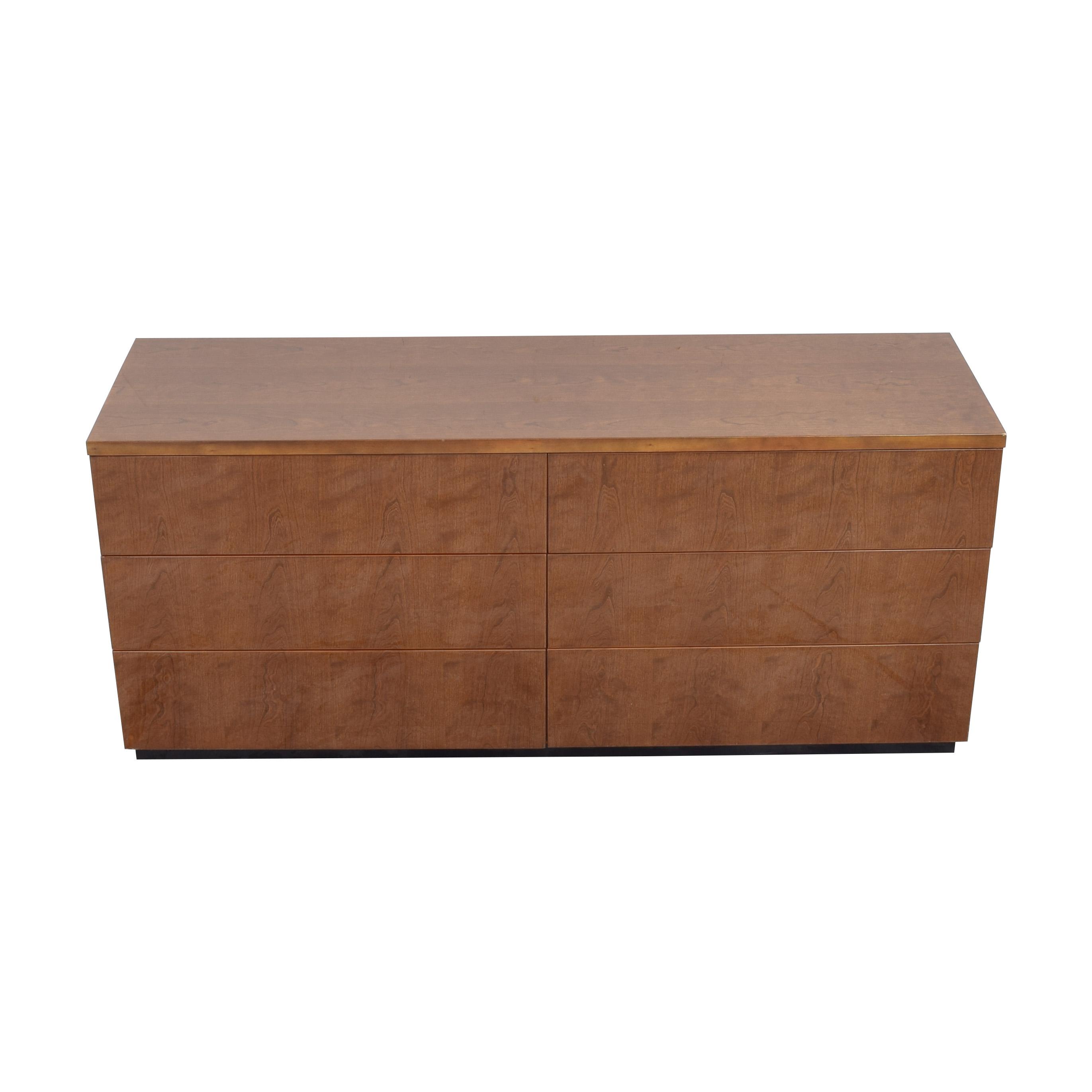 Henredon Furniture Henredon Furniture Six Drawer Dresser second hand