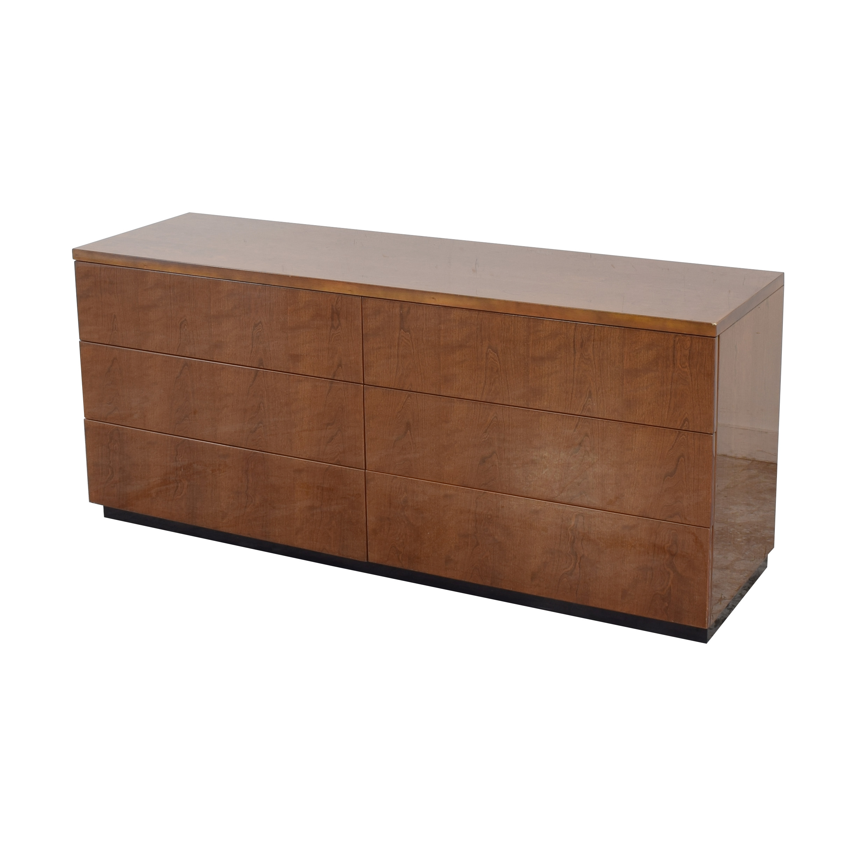 shop Henredon Furniture Six Drawer Dresser Henredon Furniture Dressers