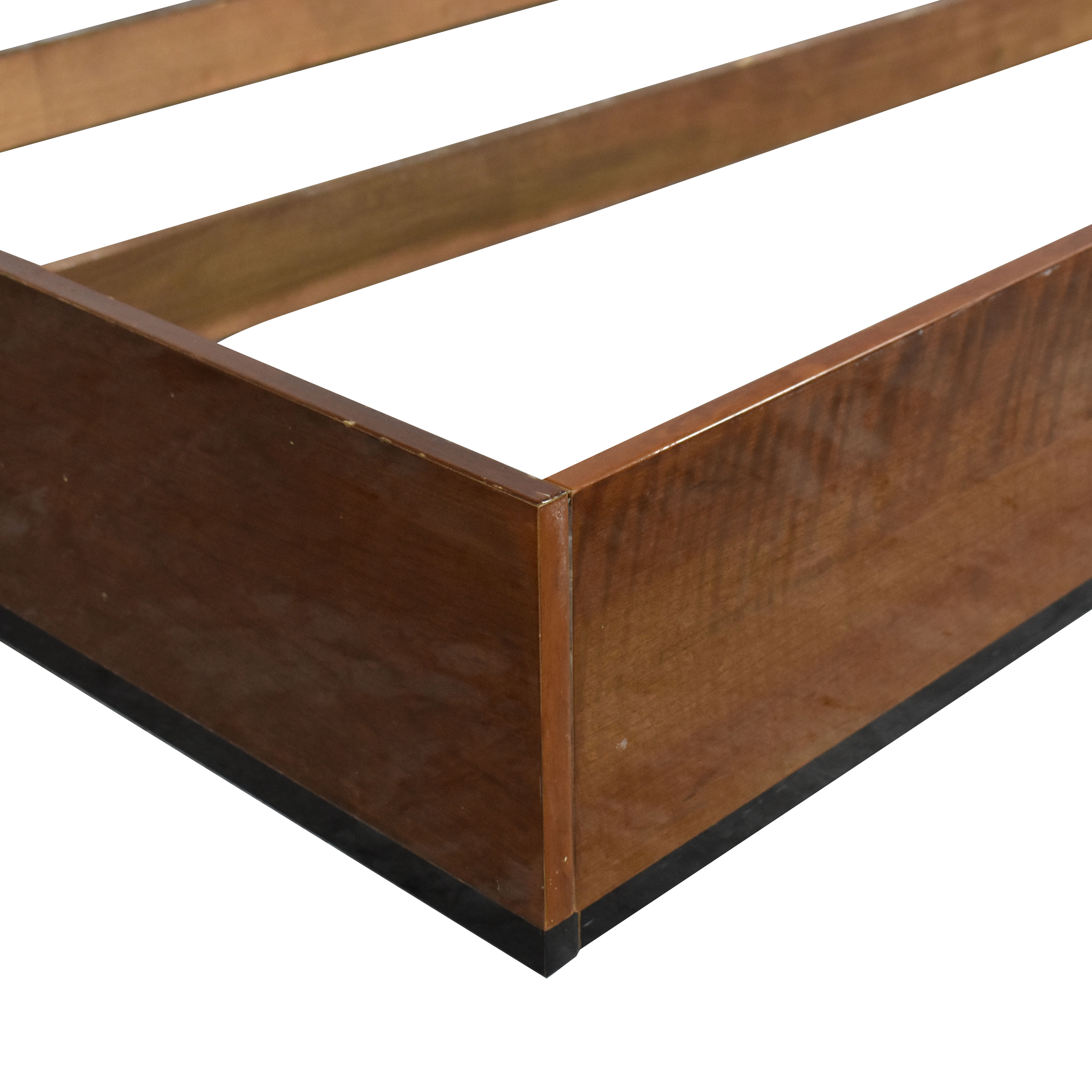 Henredon Furniture Henredon Furniture King Storage Bed with Nightstands for sale