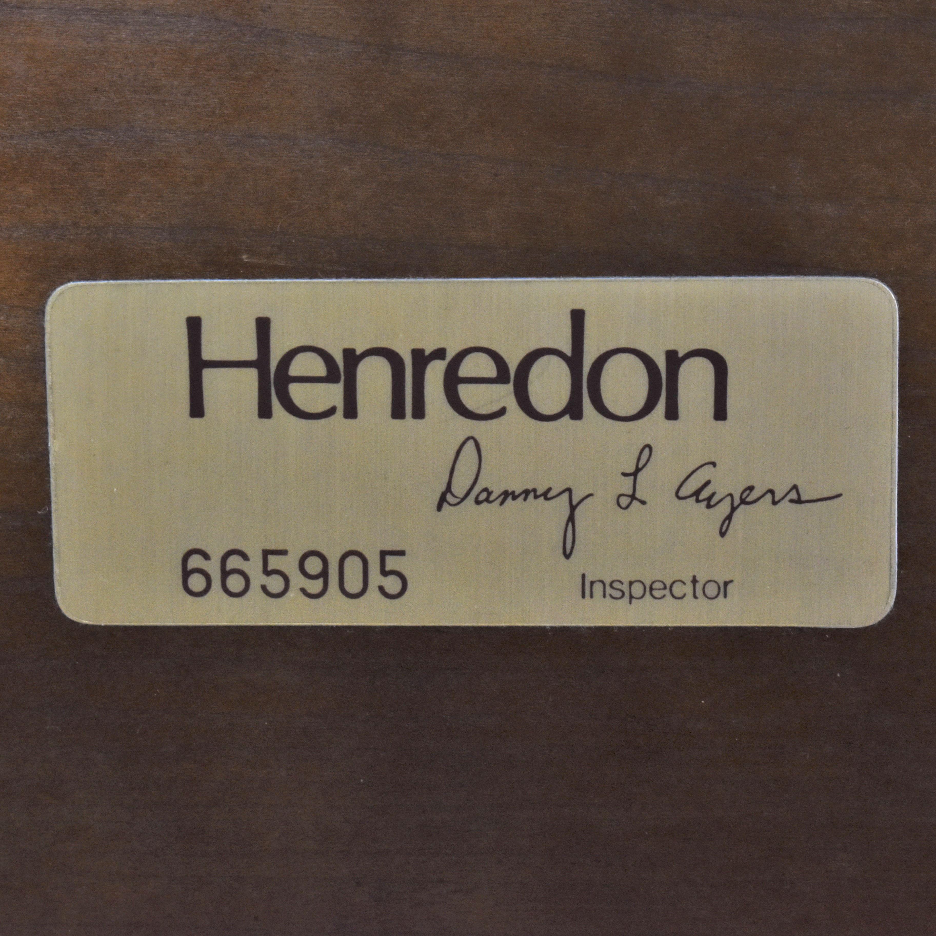 shop Henredon Furniture King Storage Bed with Nightstands Henredon Furniture Bed Frames