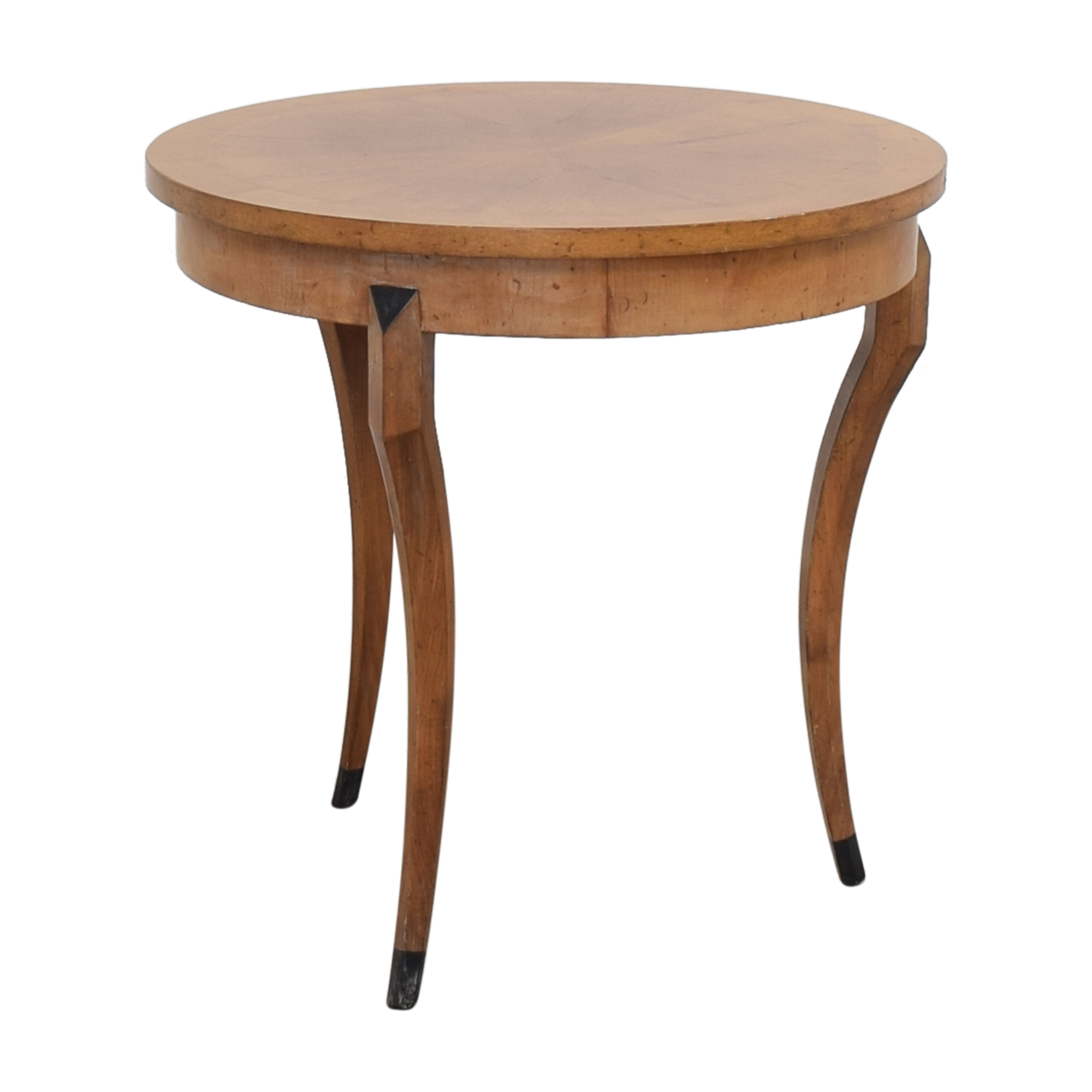 Bloomingdale's Bloomingdale's Round Accent Table second hand