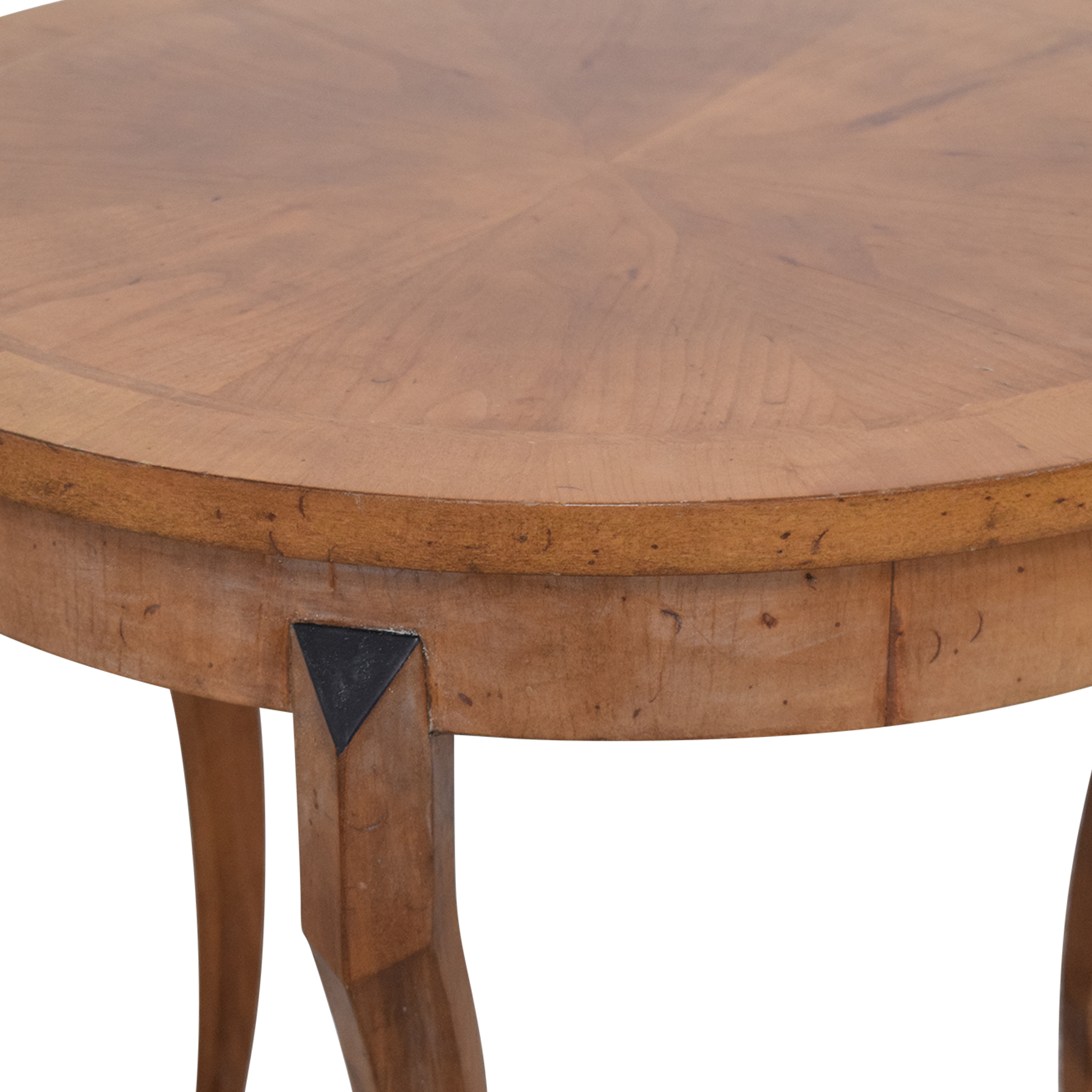 Bloomingdale's Bloomingdale's Round Accent Table used