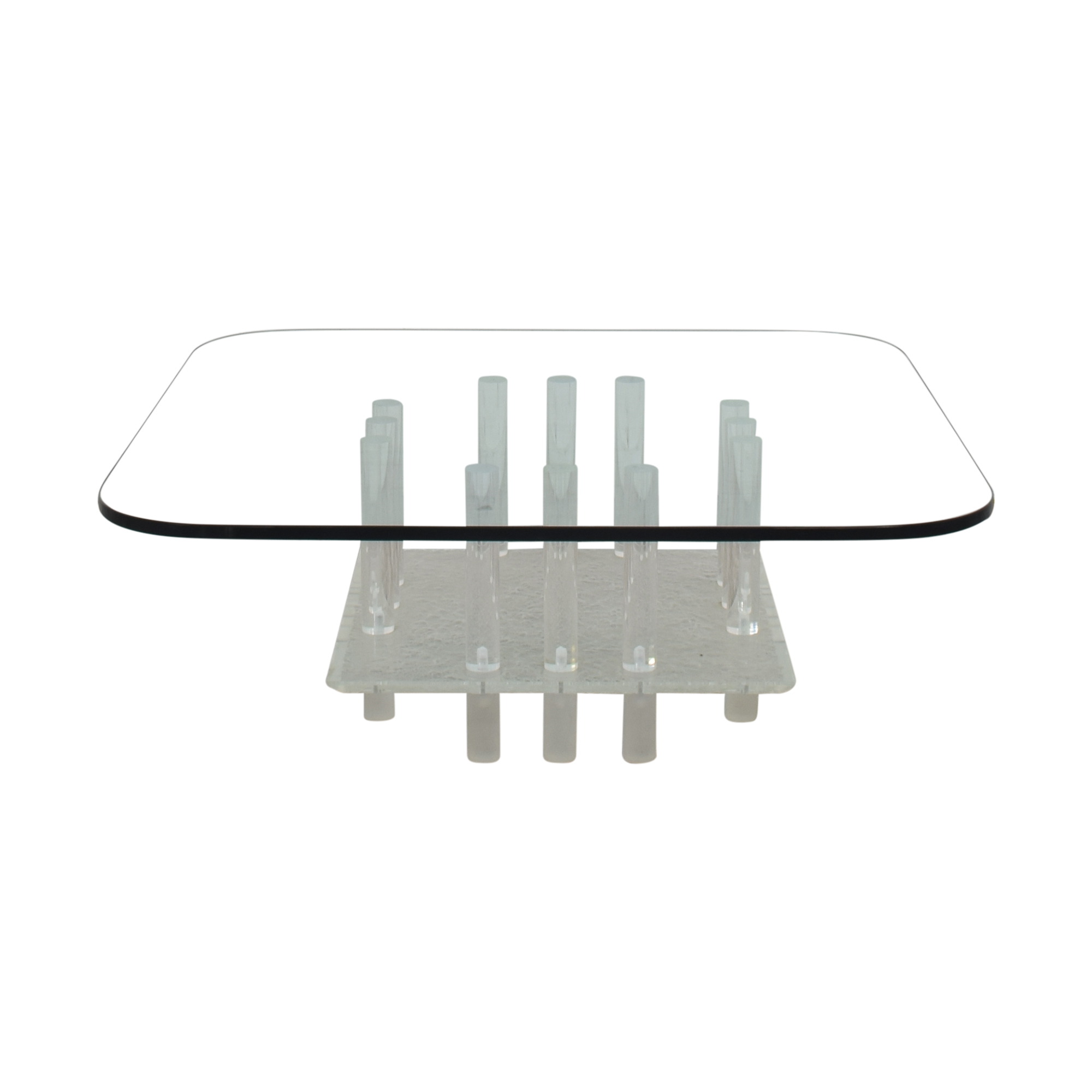Directional Furniture Directional Furniture Glass Coffee Table nj