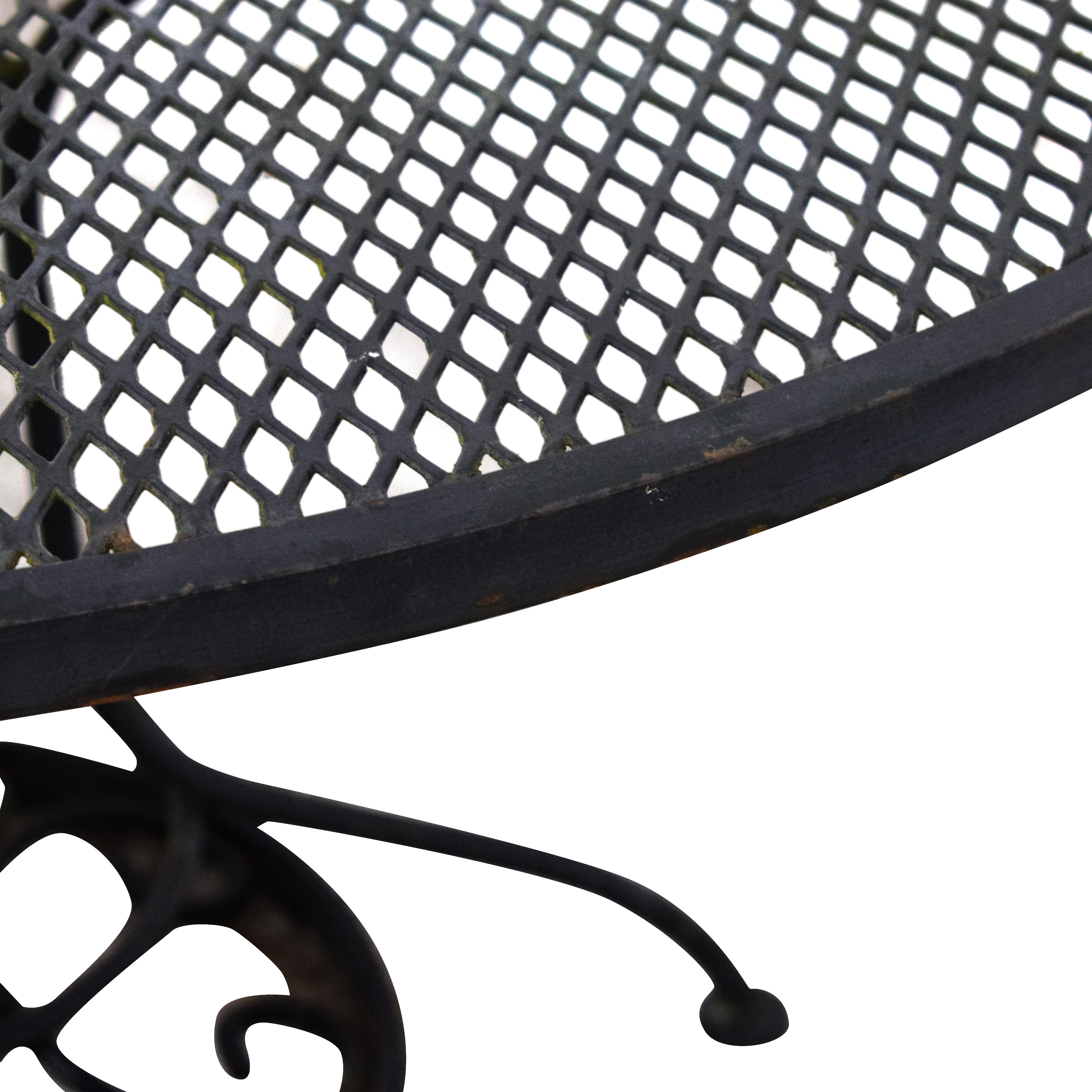 Iron Dining Table / Tables