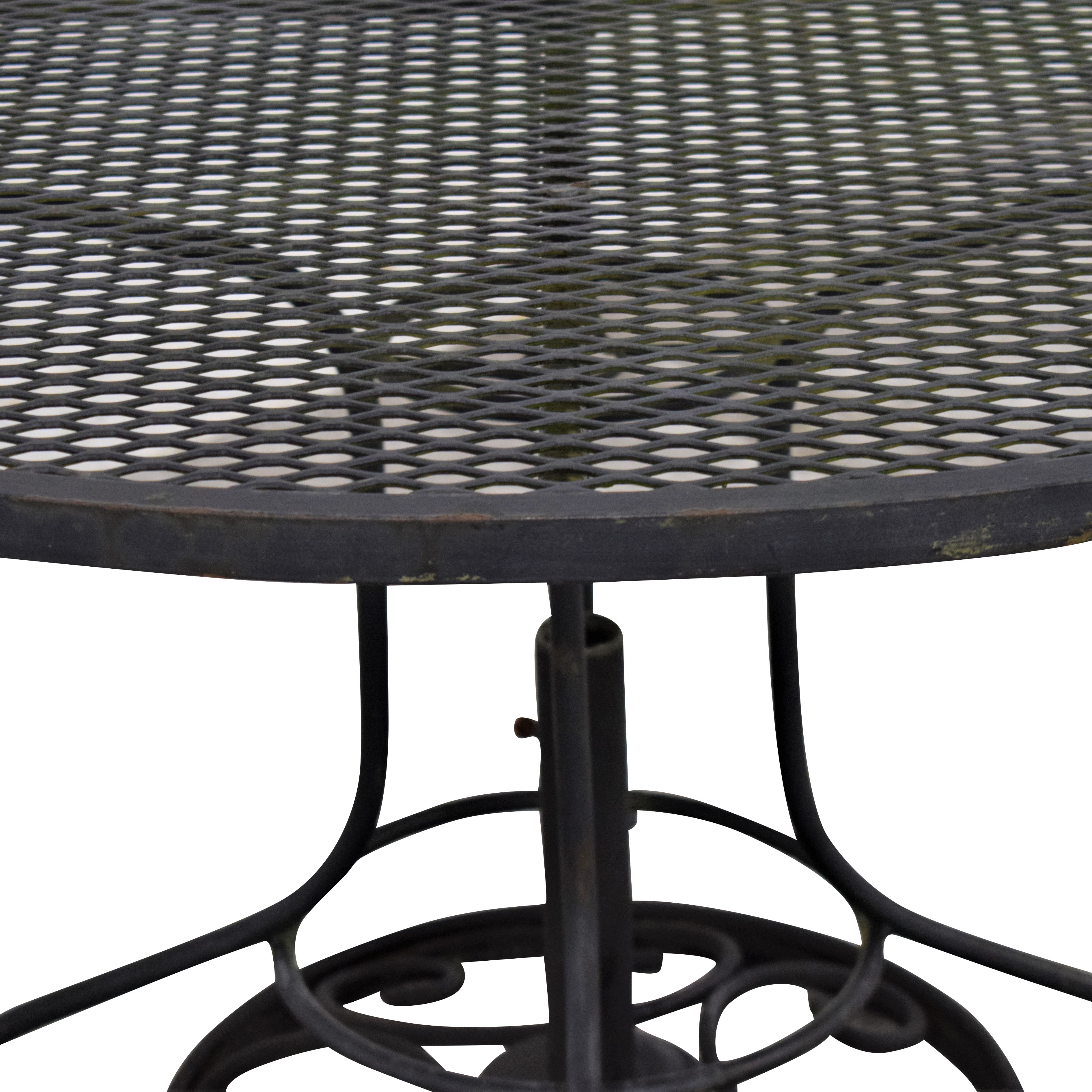 Iron Dining Table sale