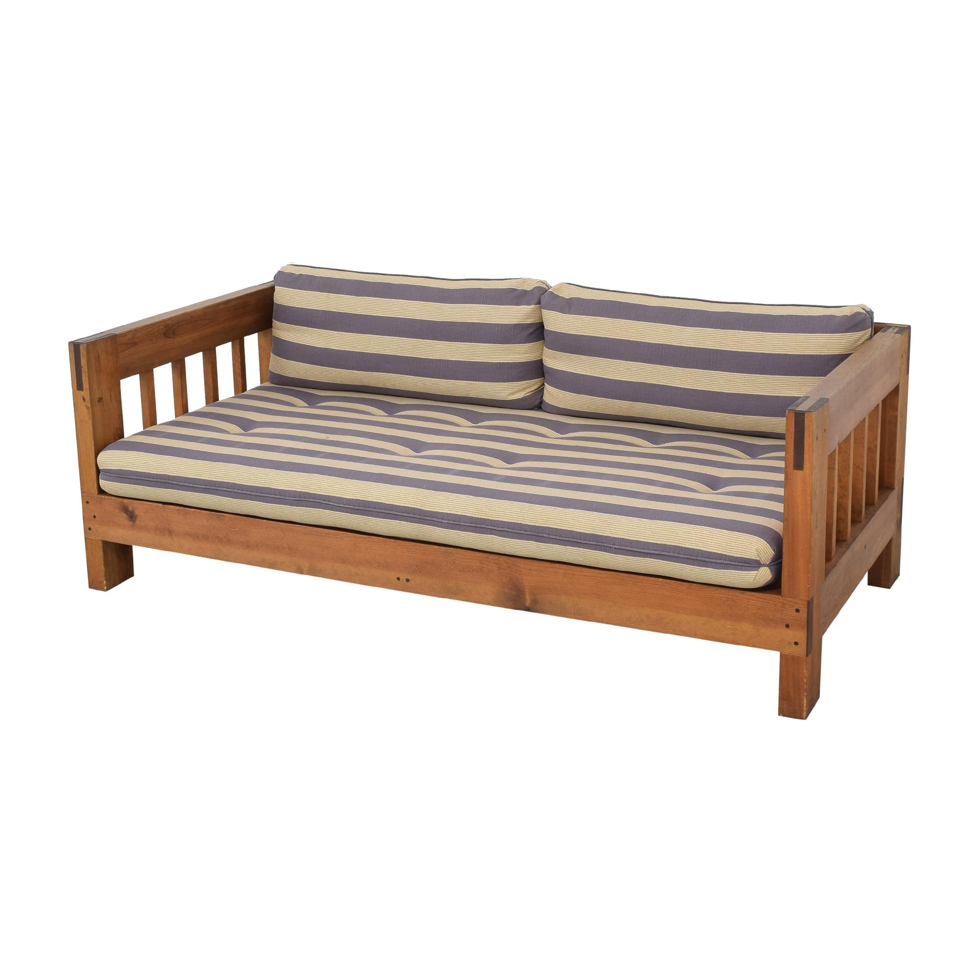 Taos Furniture Toas Furniture Galisteo Sofa ct