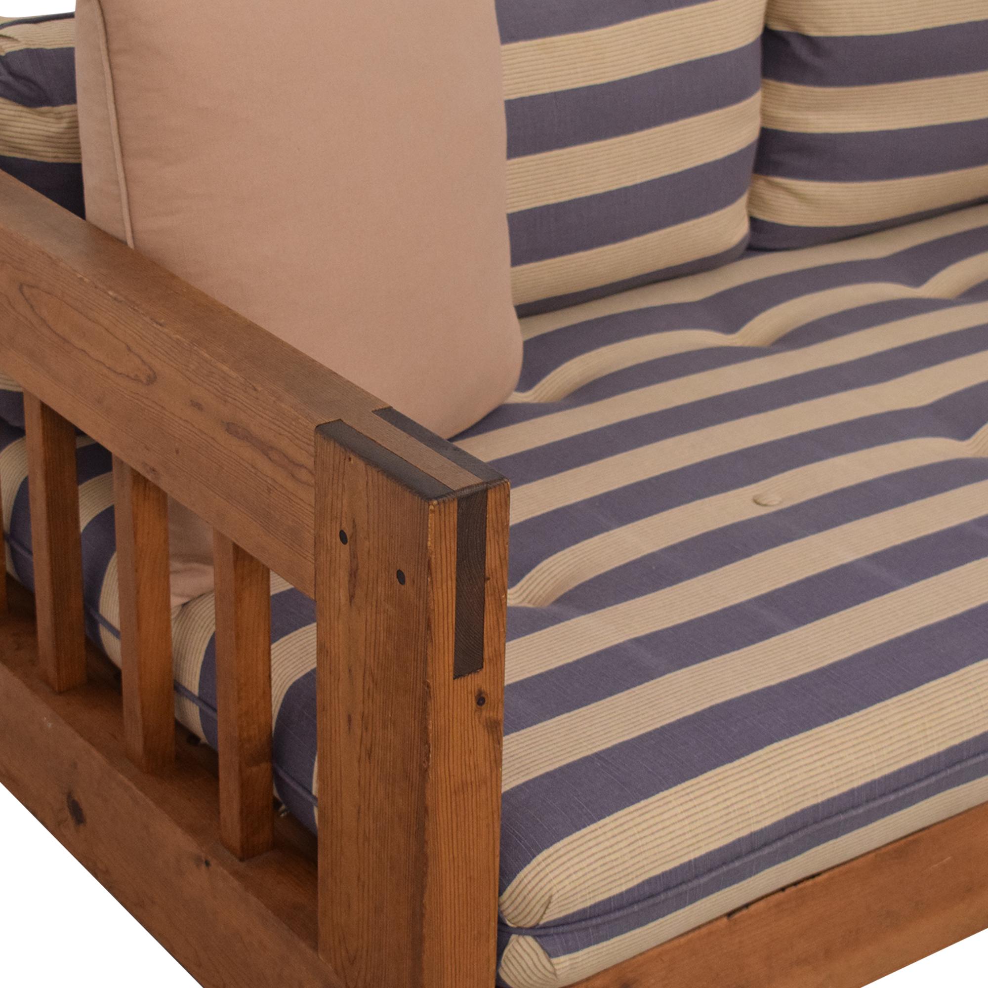 Taos Furniture Toas Furniture Galisteo Sofa for sale