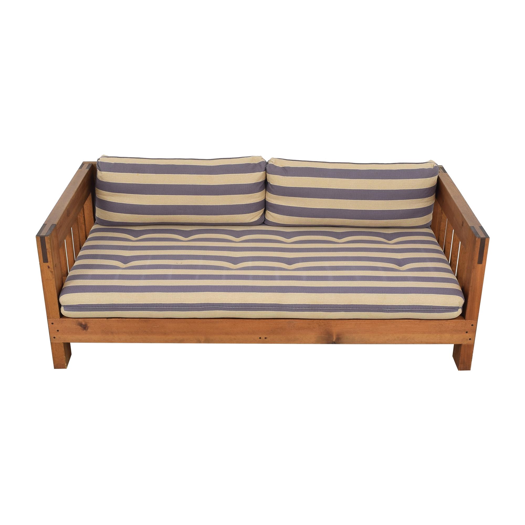 Taos Furniture Toas Furniture Galisteo Sofa