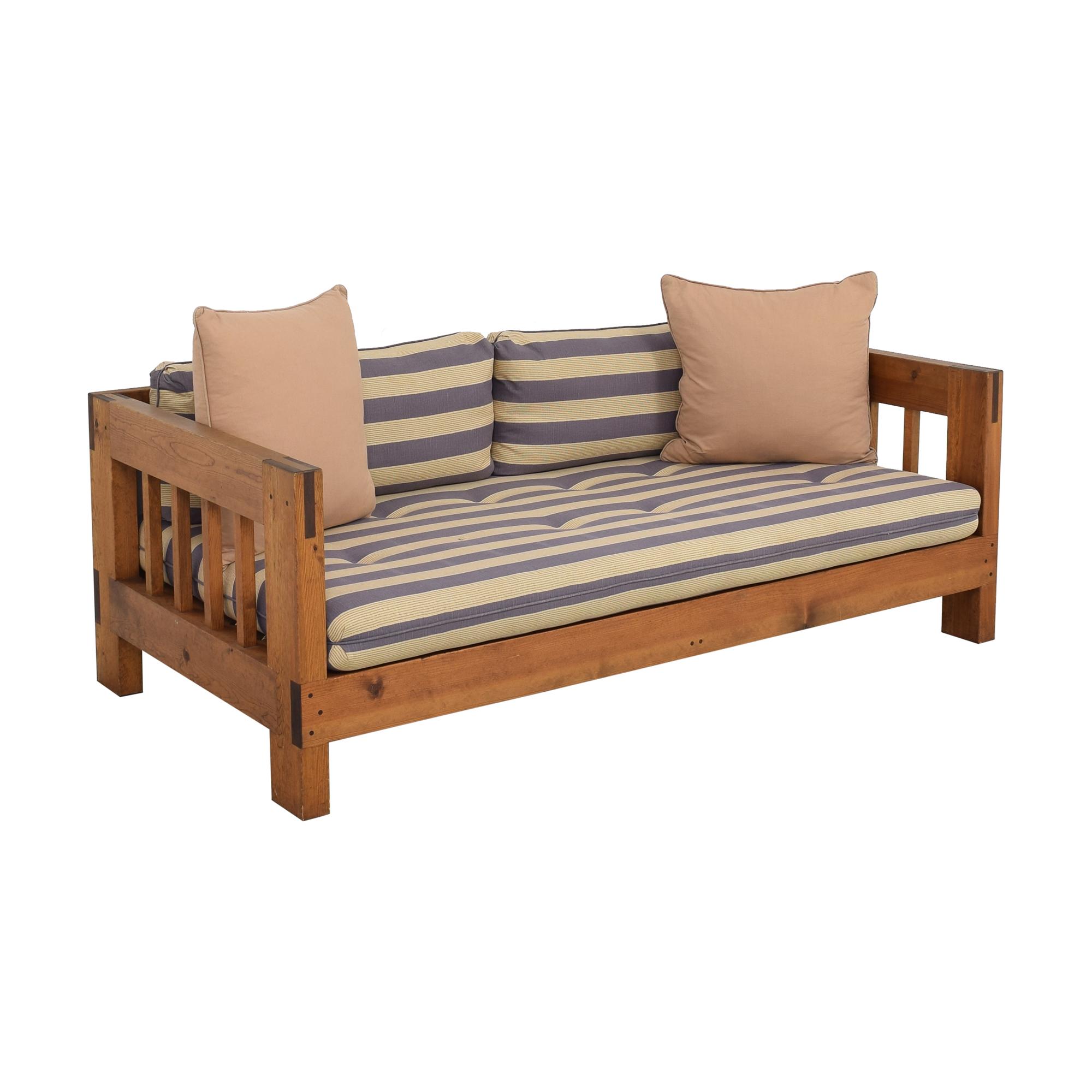 Taos Furniture Toas Furniture Galisteo Sofa coupon