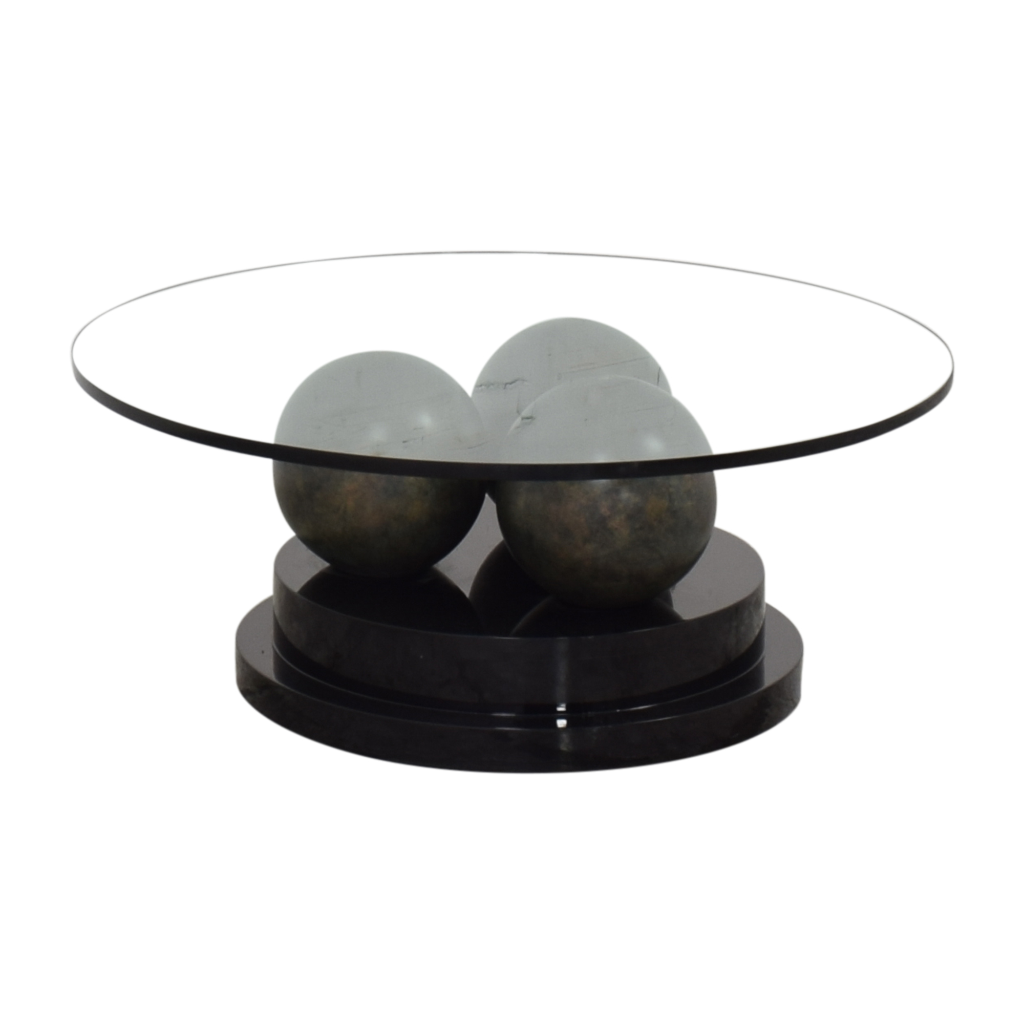 buy Directional Furniture Directional Furniture Glass Coffee Table online