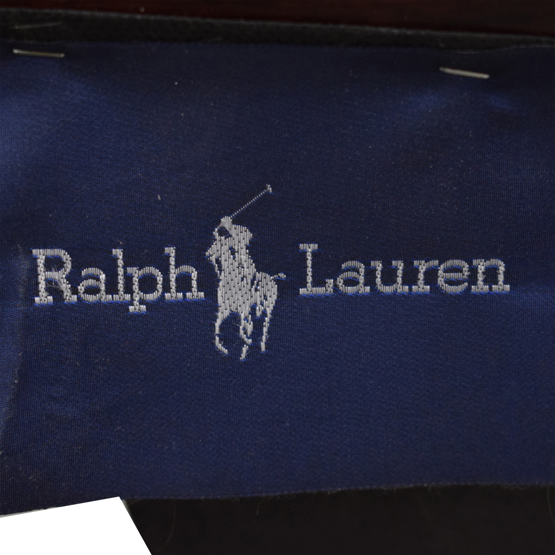 buy Ralph Lauren Plaid Chair Ralph Lauren Home Chairs