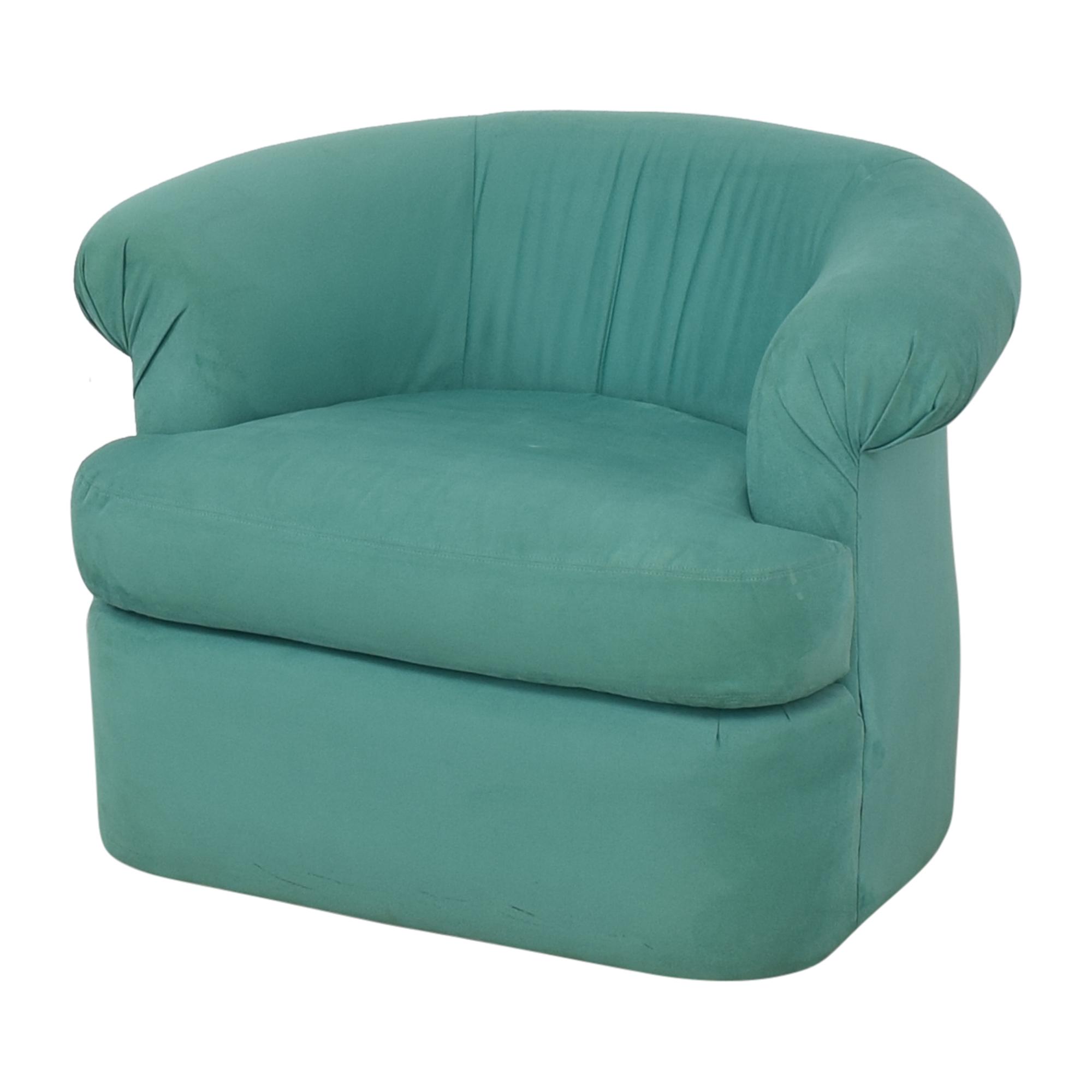 Directional Furniture Directional Furniture Suede Chair Chairs
