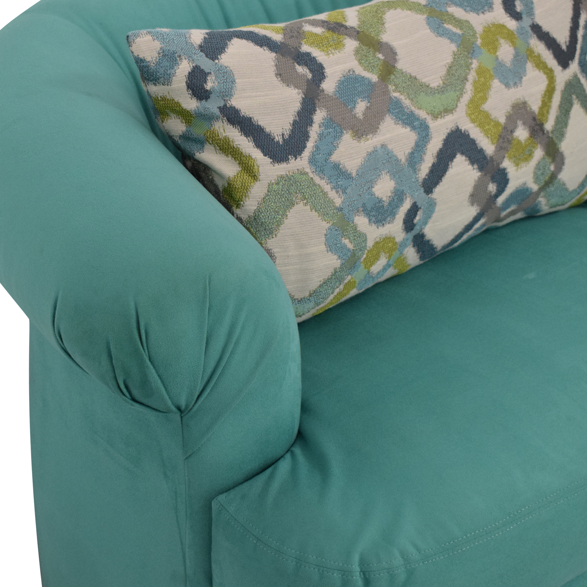 Directional Furniture Suede Chair / Chairs