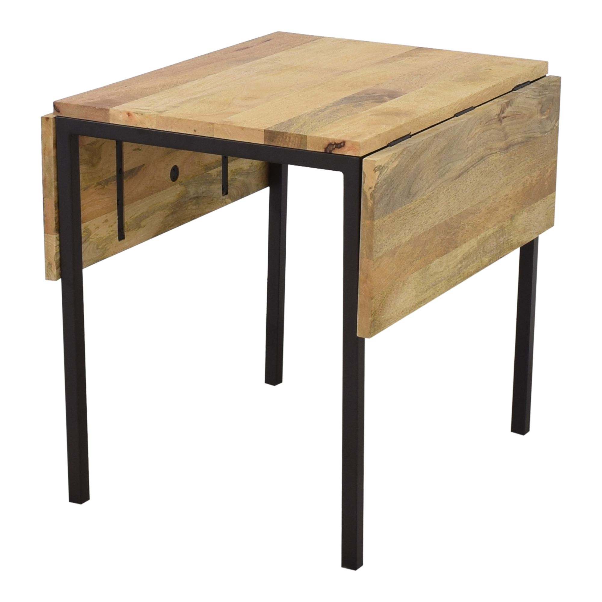 West Elm West Elm Box Frame Drop Leaf Dining Table on sale