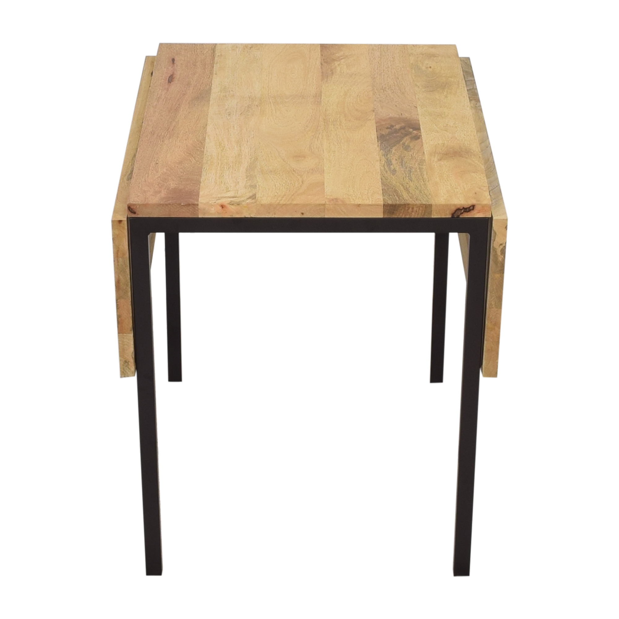 West Elm West Elm Box Frame Drop Leaf Dining Table