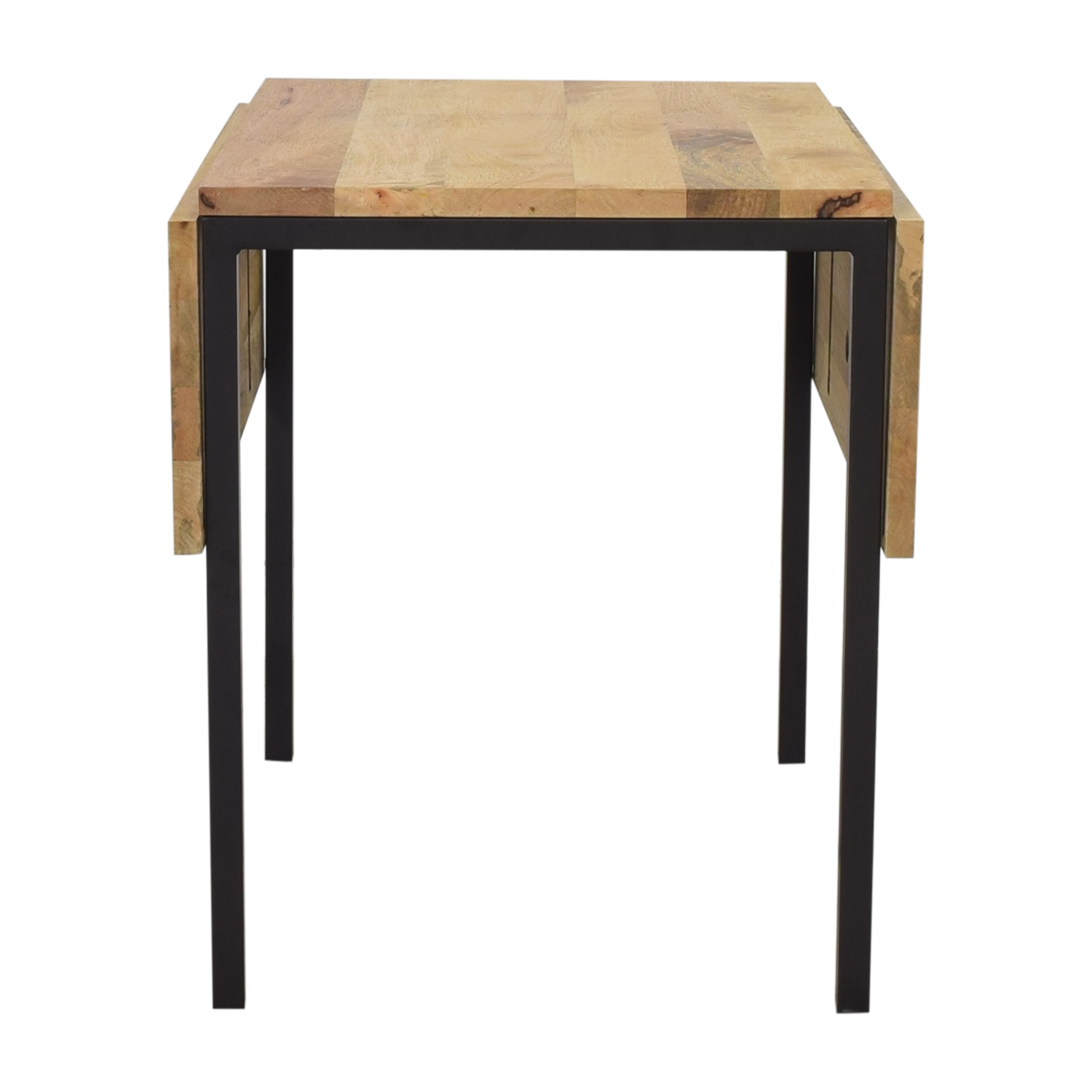 shop West Elm Box Frame Drop Leaf Dining Table West Elm Tables