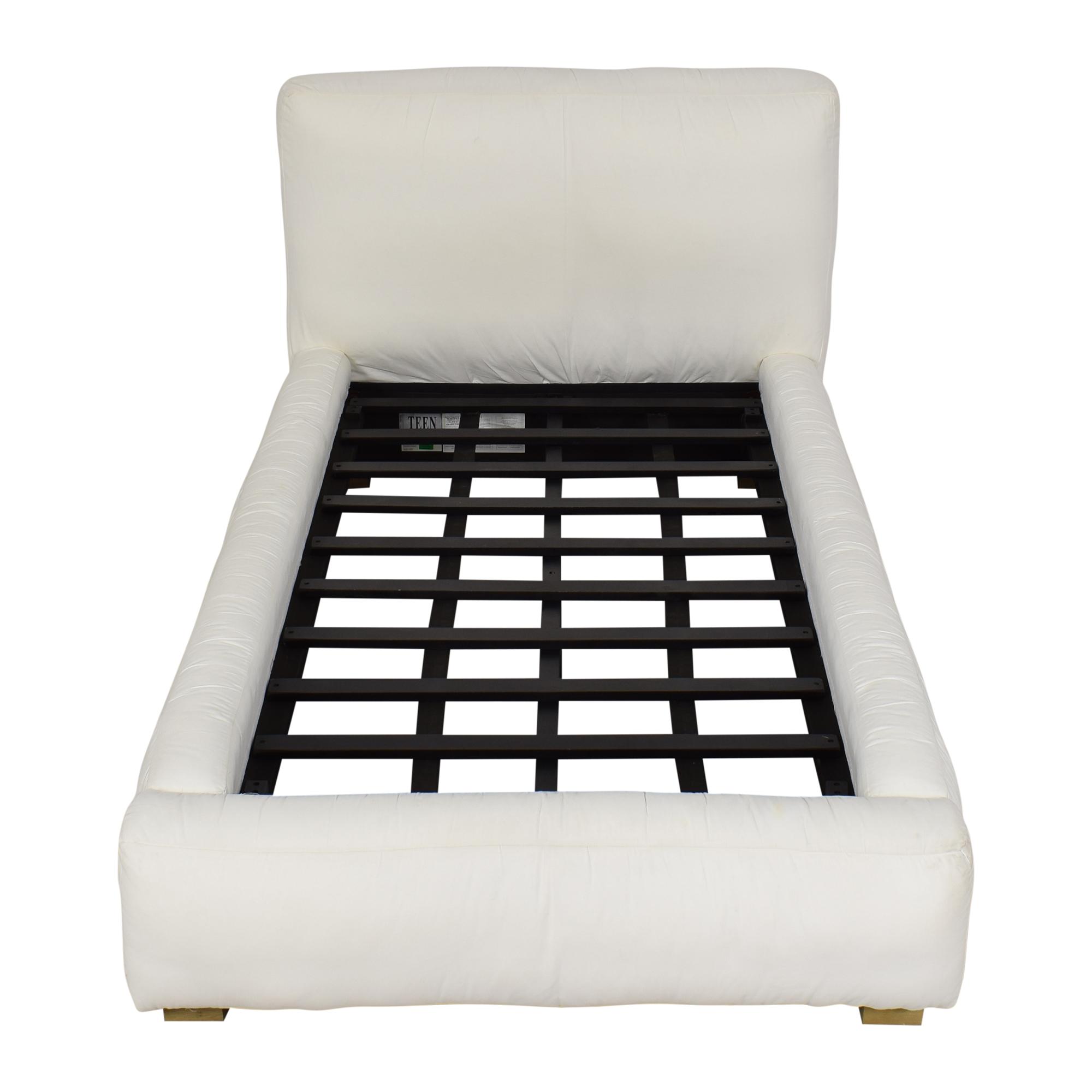 buy Restoration Hardware Twin Bed Frame Restoration Hardware Bed Frames
