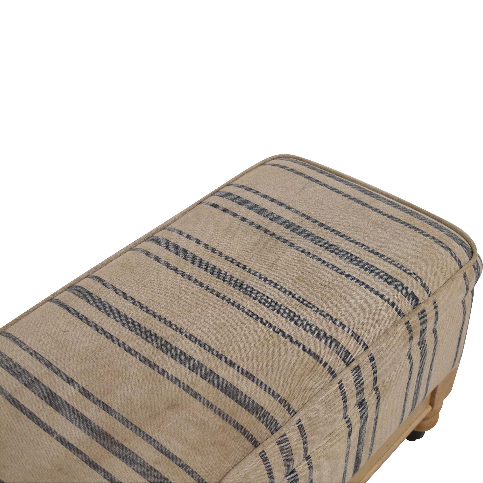 TJ Maxx Tj Maxx Steven Rhodes Padded Storage Bench ma