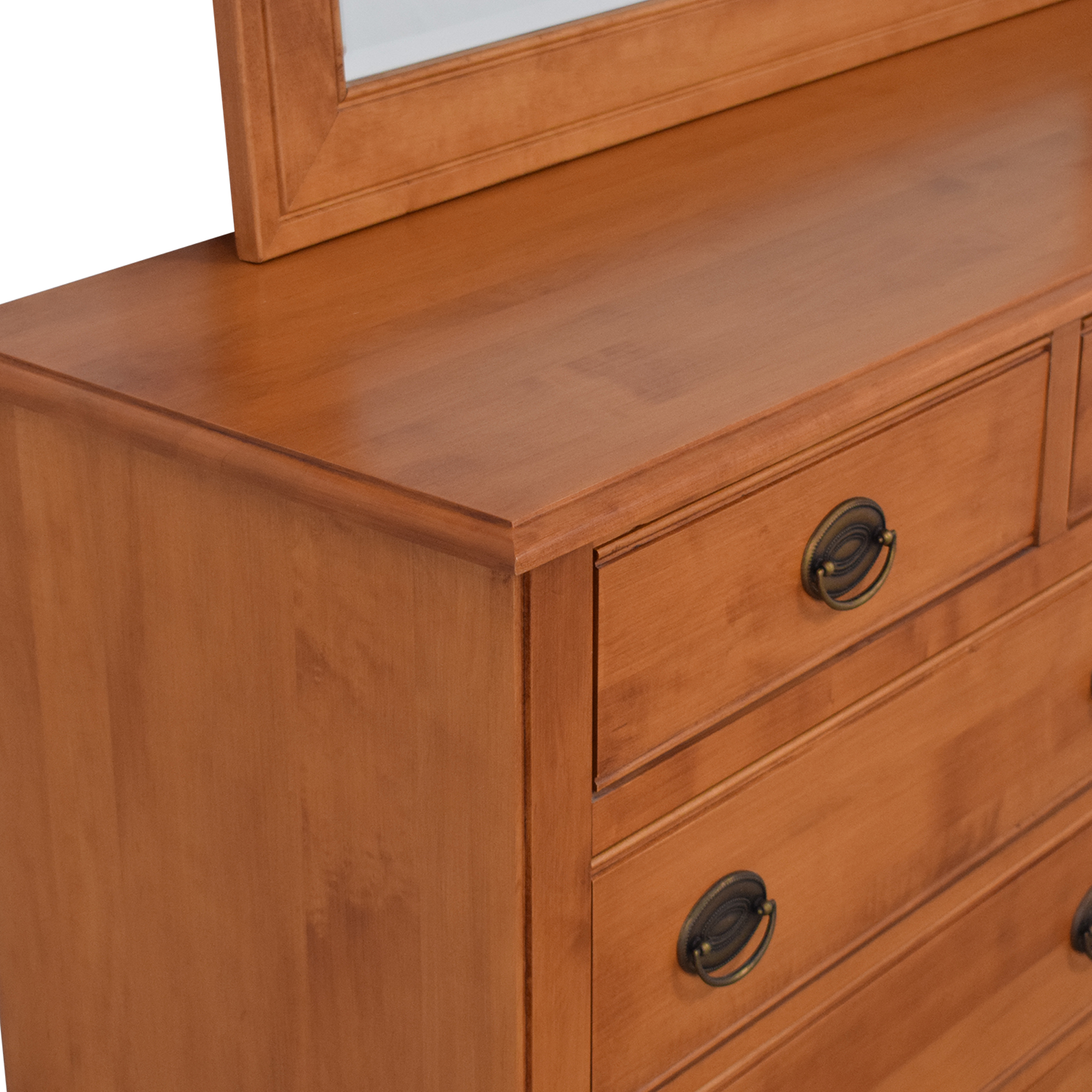 Crawford Furniture Crawford Wide Nine Drawer Dresser