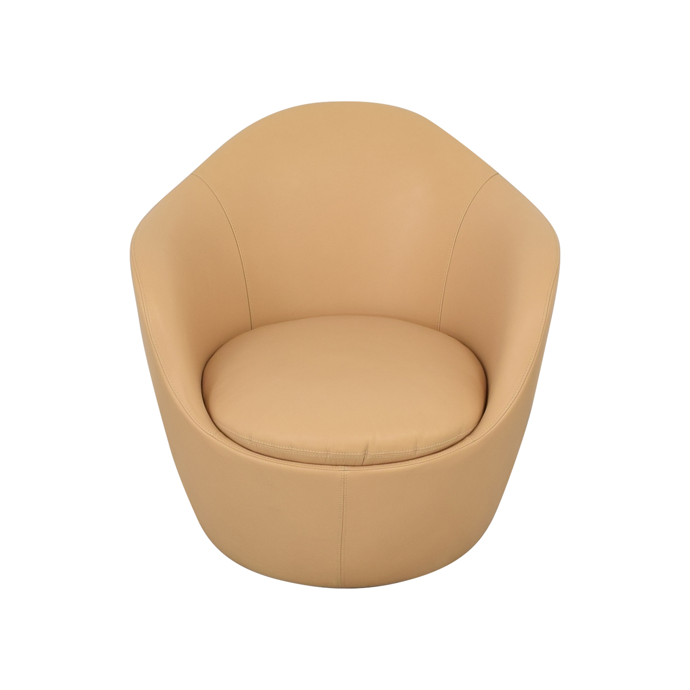 buy Design Within Reach Lína Swivel Chair Design Within Reach Chairs