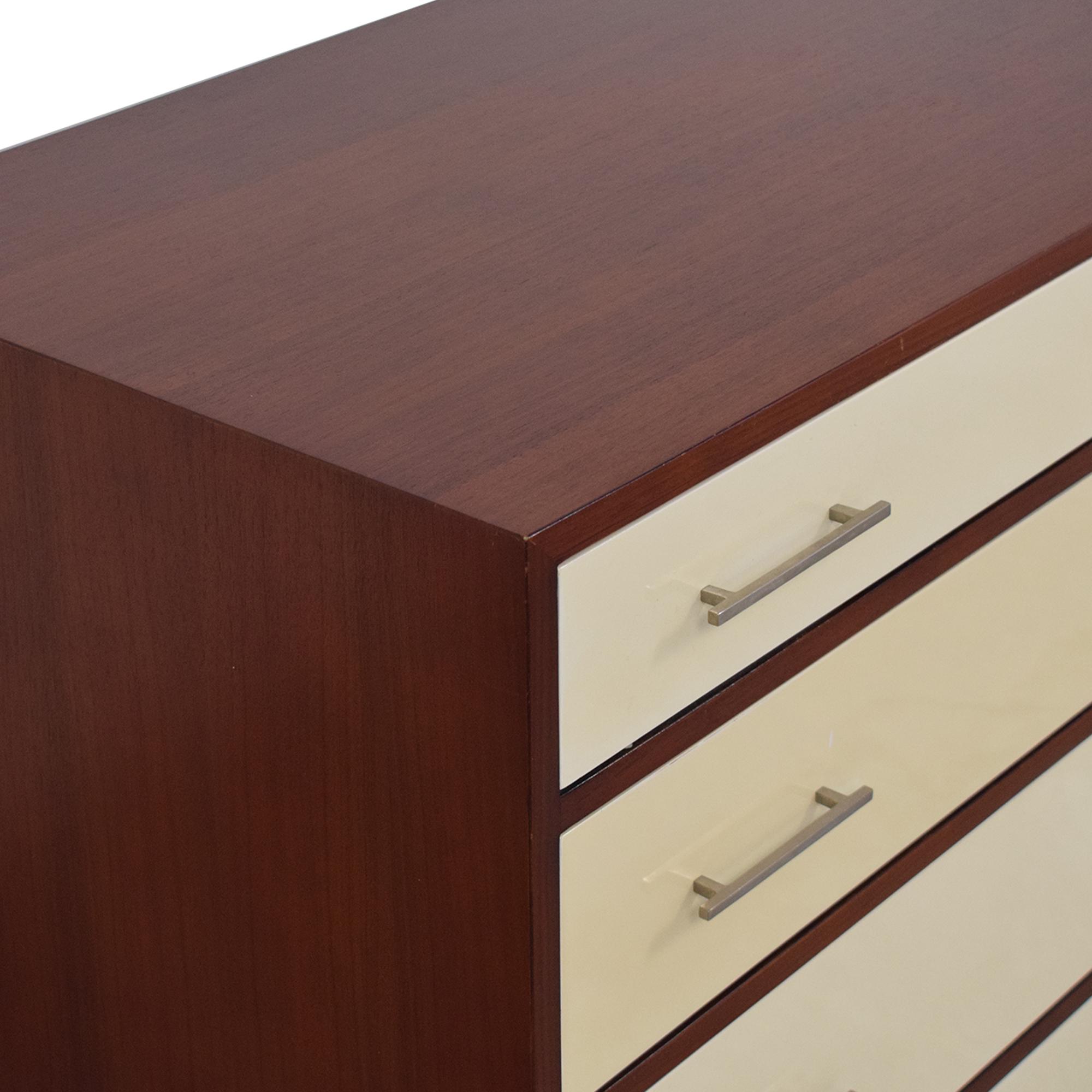 Mitchell Gold + Bob Williams Mitchell Gold + Bob Williams Hughes Eight Drawer Dresser Dressers