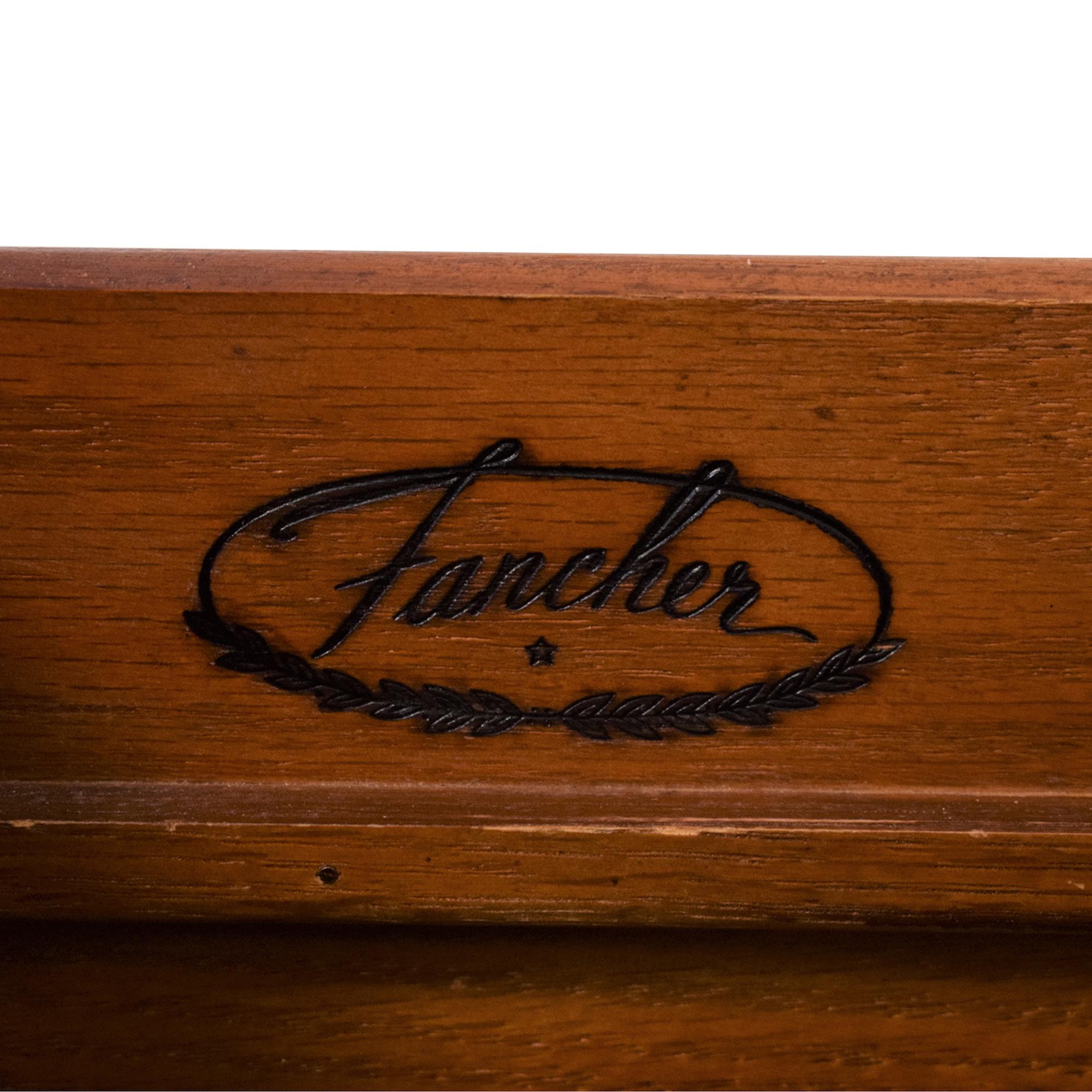 Fancher Furniture Fancher Vintage Dresser pa