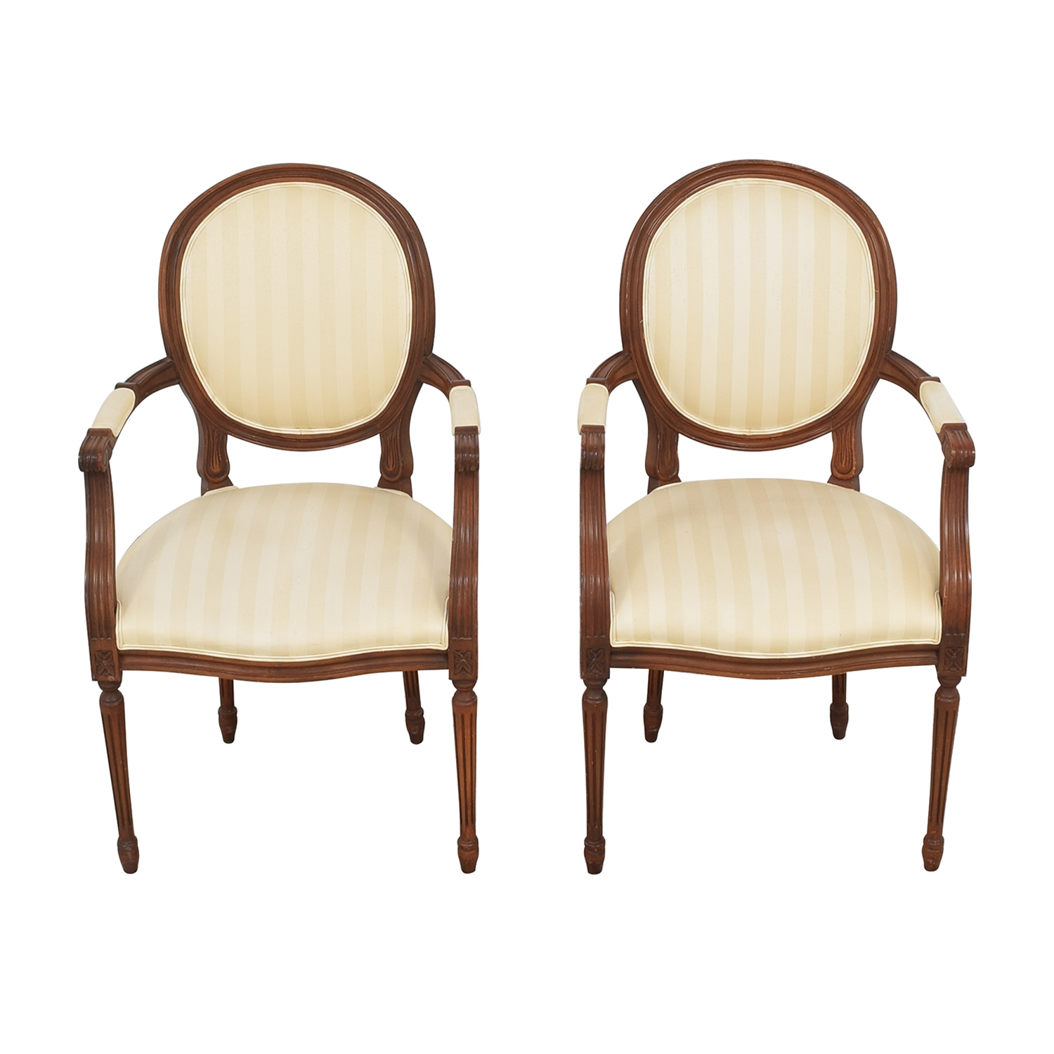 Louis XVI Style Dining Chairs / Dining Chairs