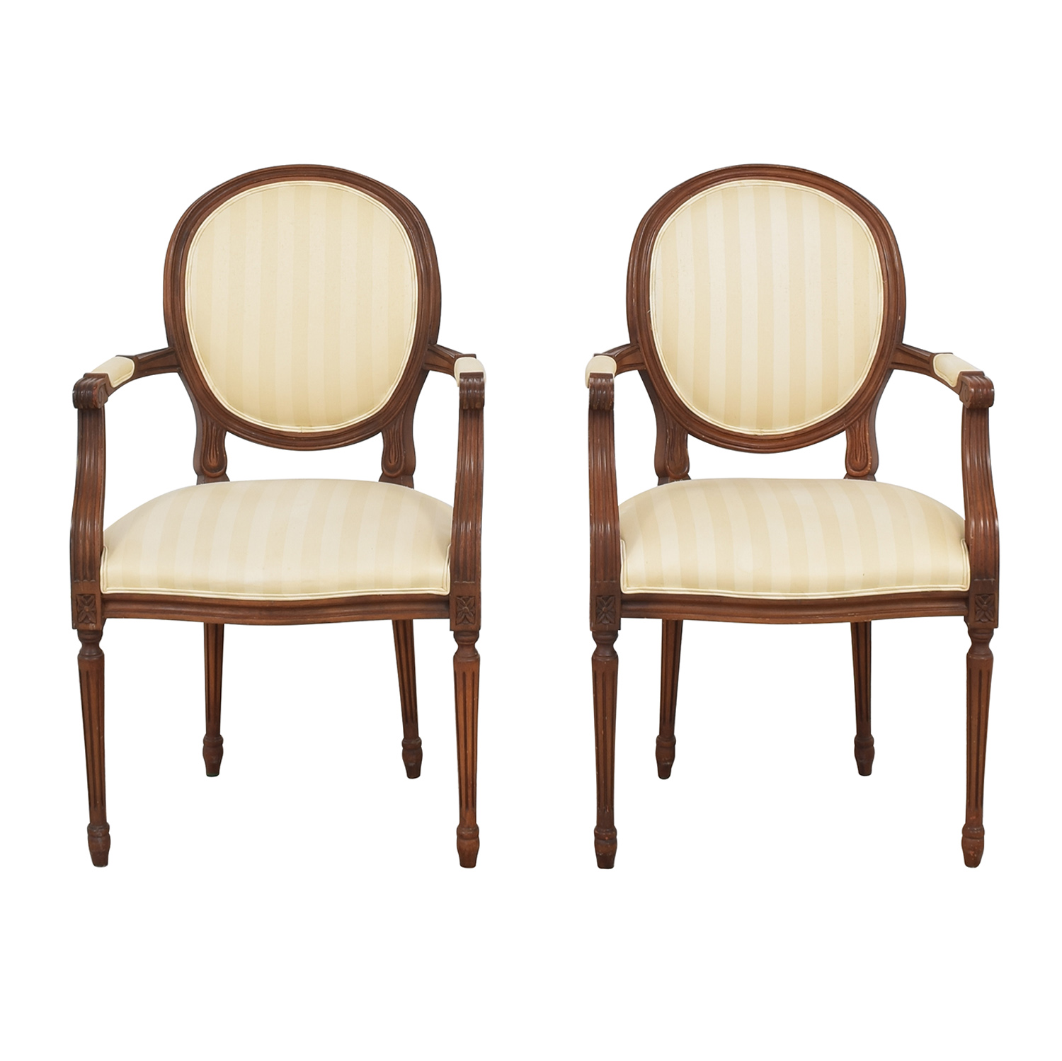 Louis XVI Style Dining Chairs on sale