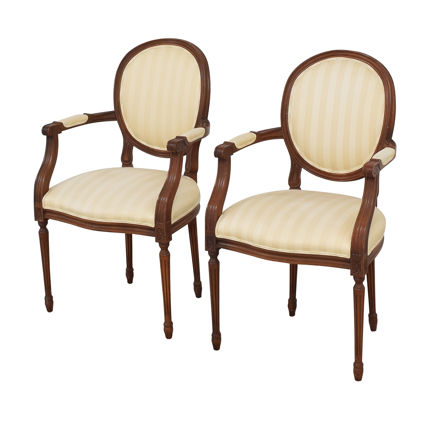Louis XVI Style Dining Chairs sale
