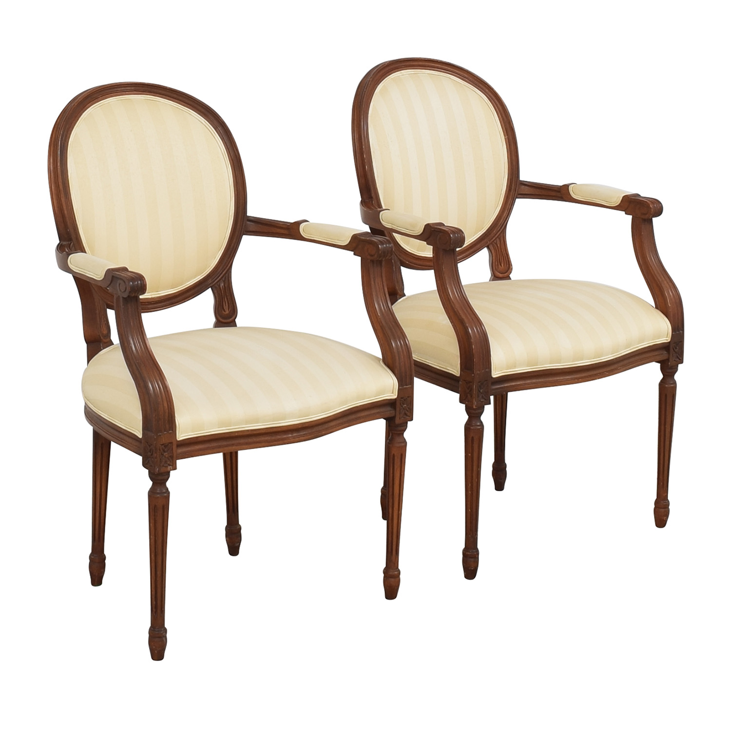 Louis XVI Style Dining Chairs for sale