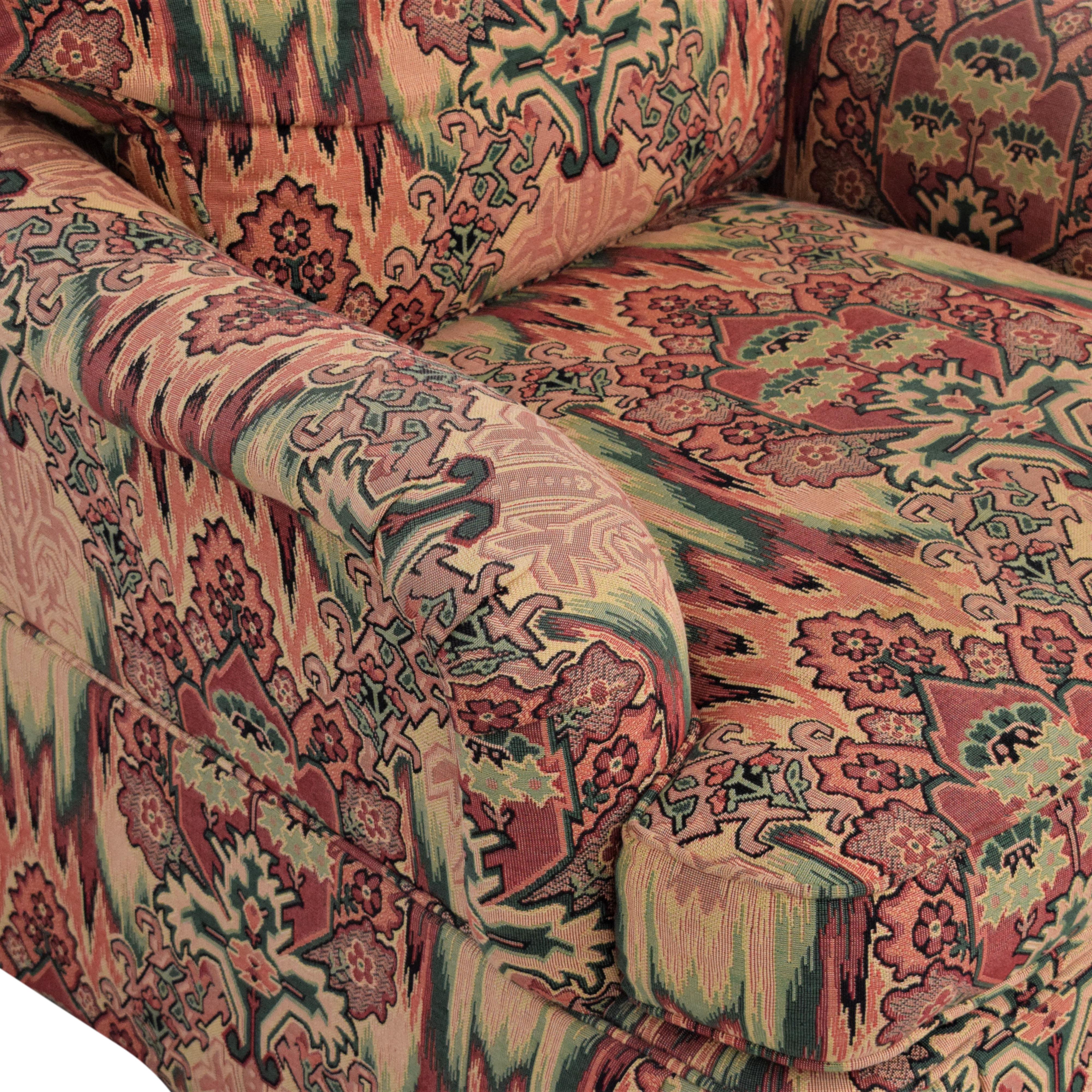 shop Pearson Fabric Accent Chair Pearson