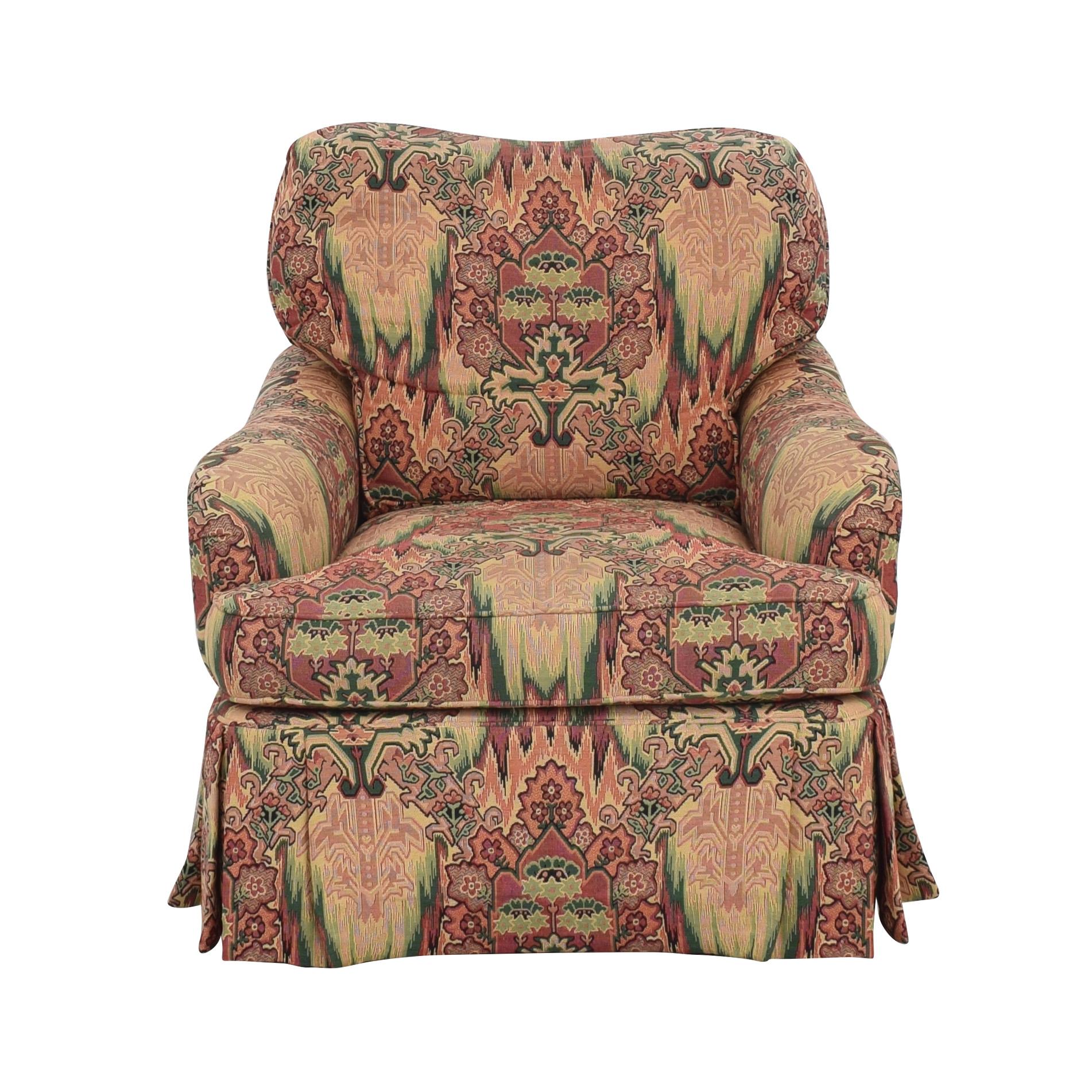shop Pearson Fabric Accent Chair Pearson Chairs