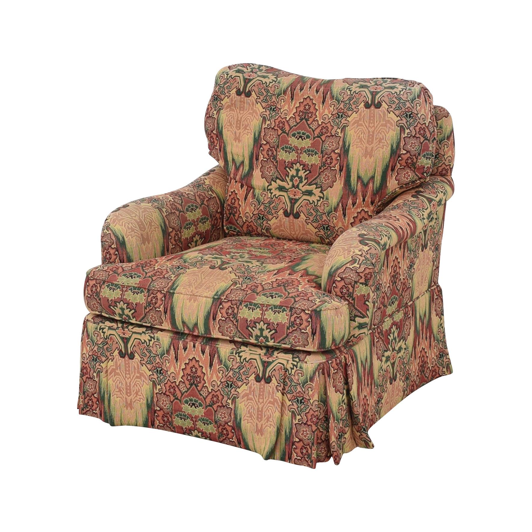 Pearson Pearson Fabric Accent Chair dimensions