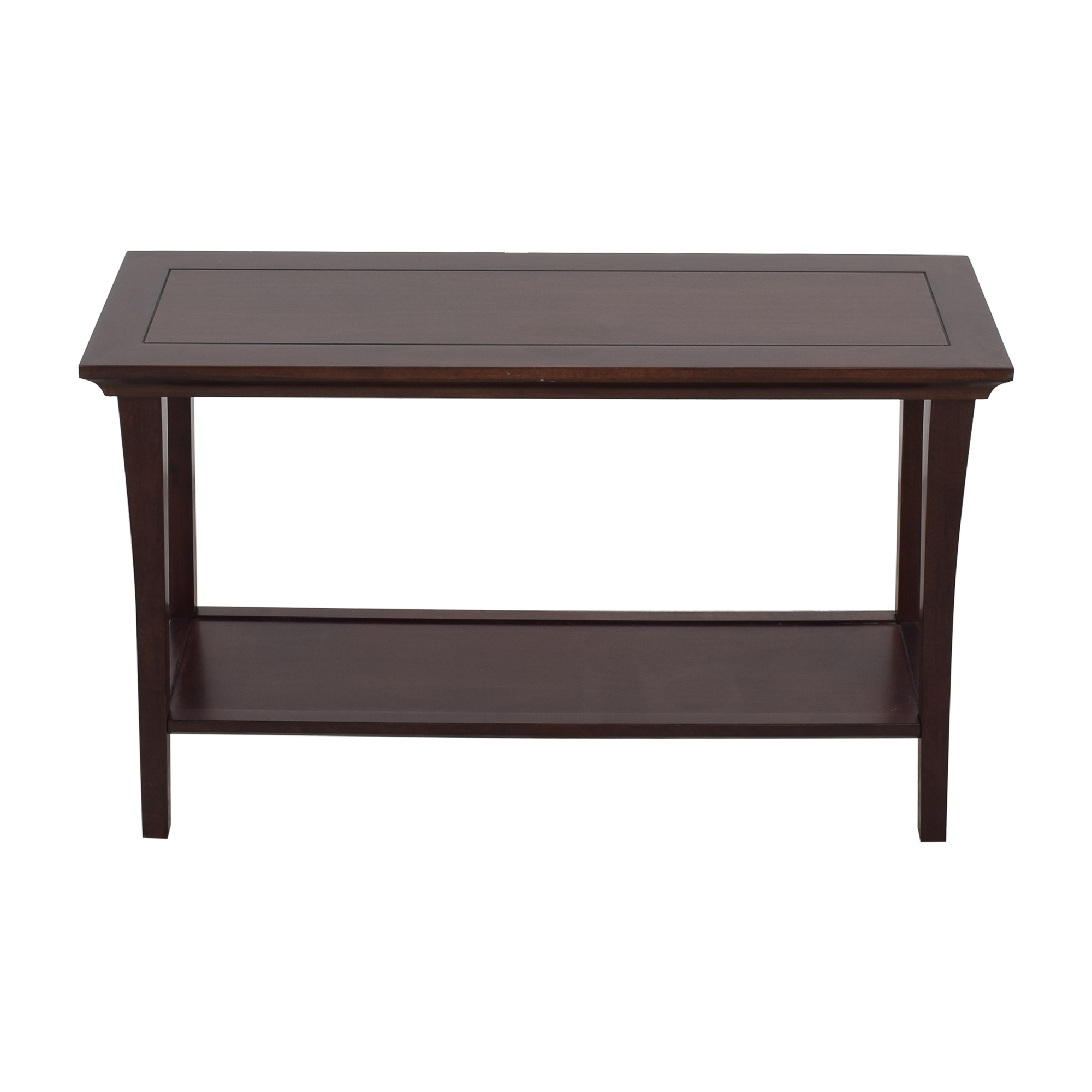 Pottery Barn Pottery Barn Two Level Console Table discount