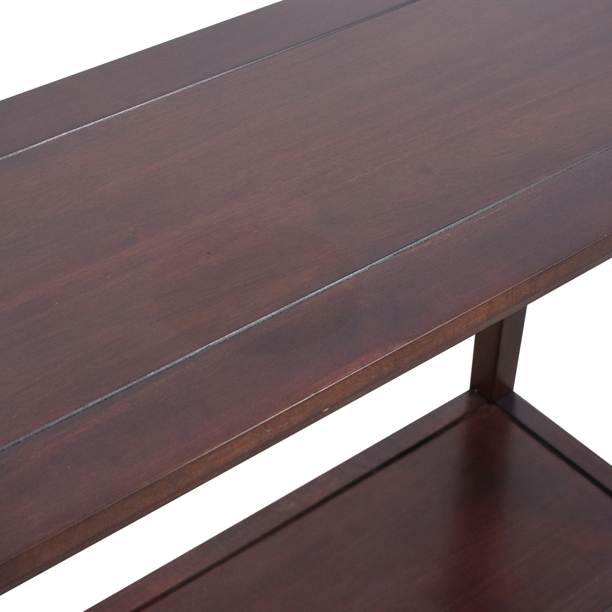 buy Pottery Barn Pottery Barn Two Level Console Table online