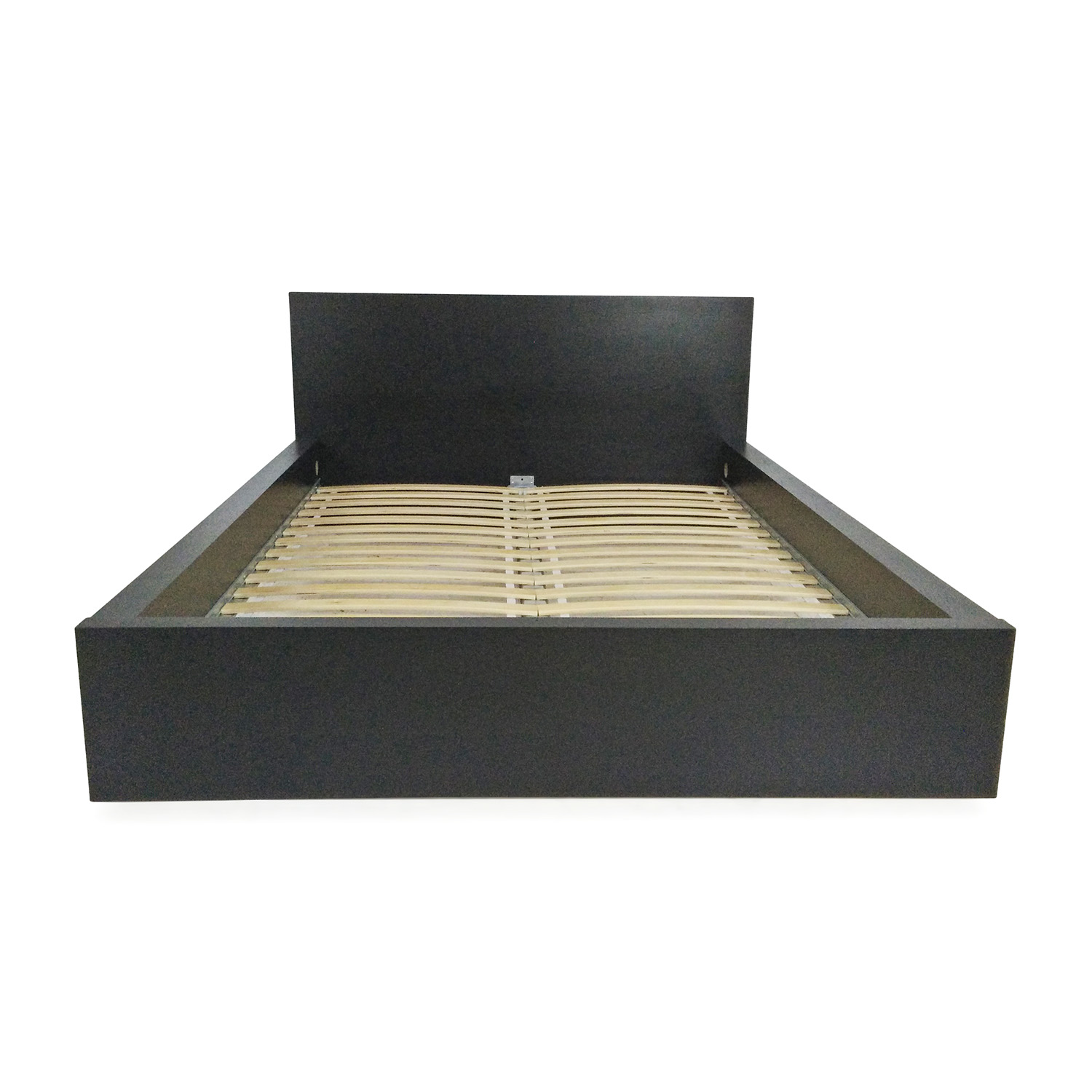 IKEA MALM Black Bed Frame dimensions