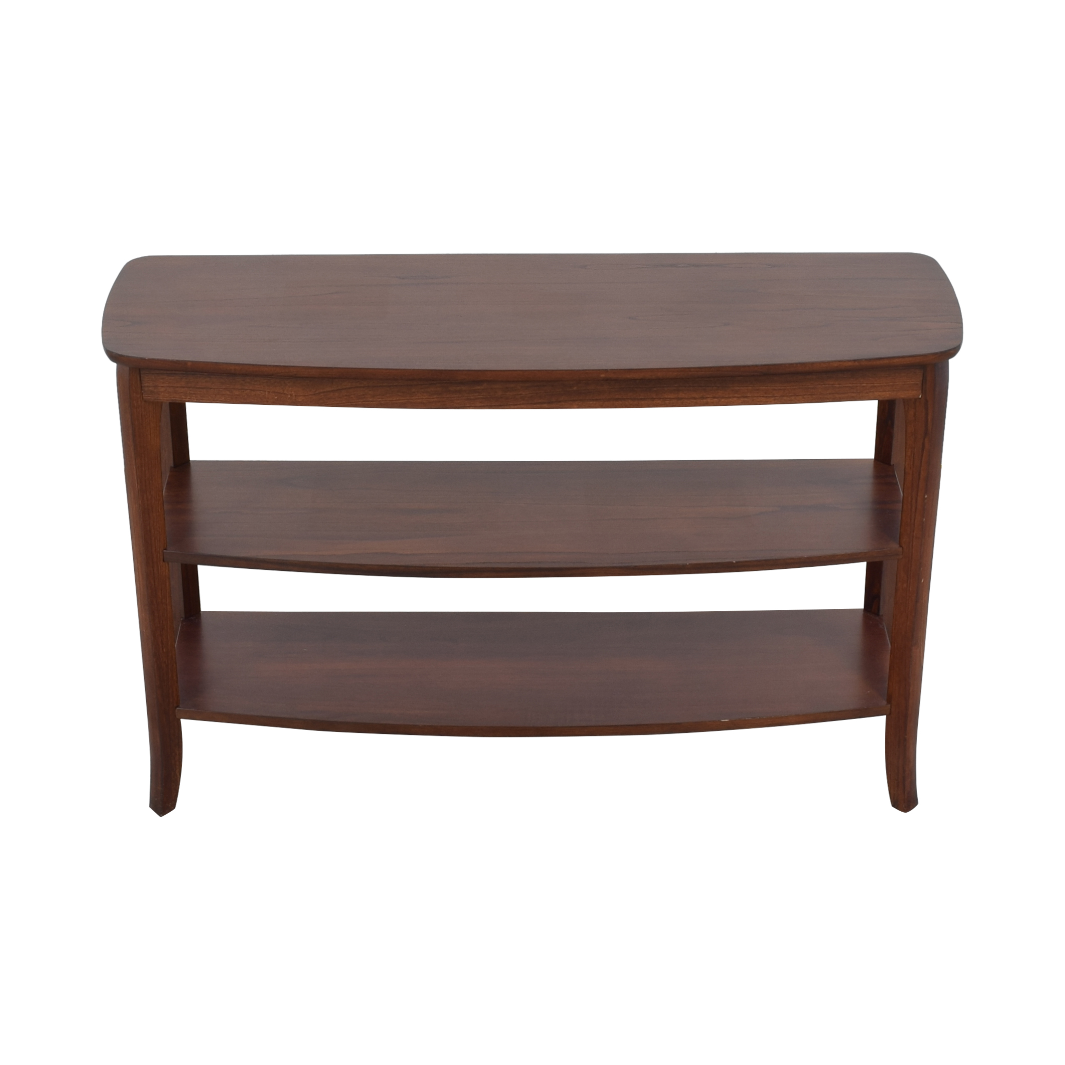 Pottery Barn Pottery Barn Tri-Level Console Table second hand