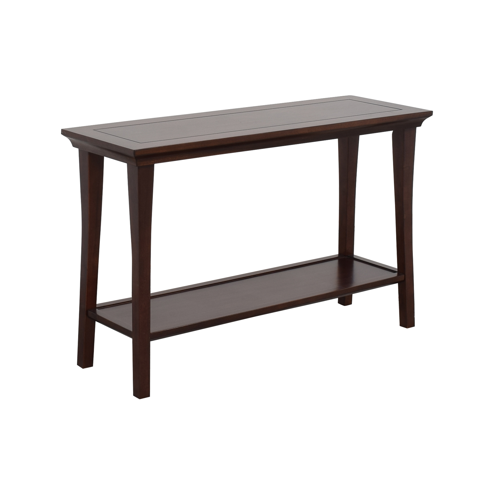 Pottery Barn Pottery Barn Two Level Console Table price
