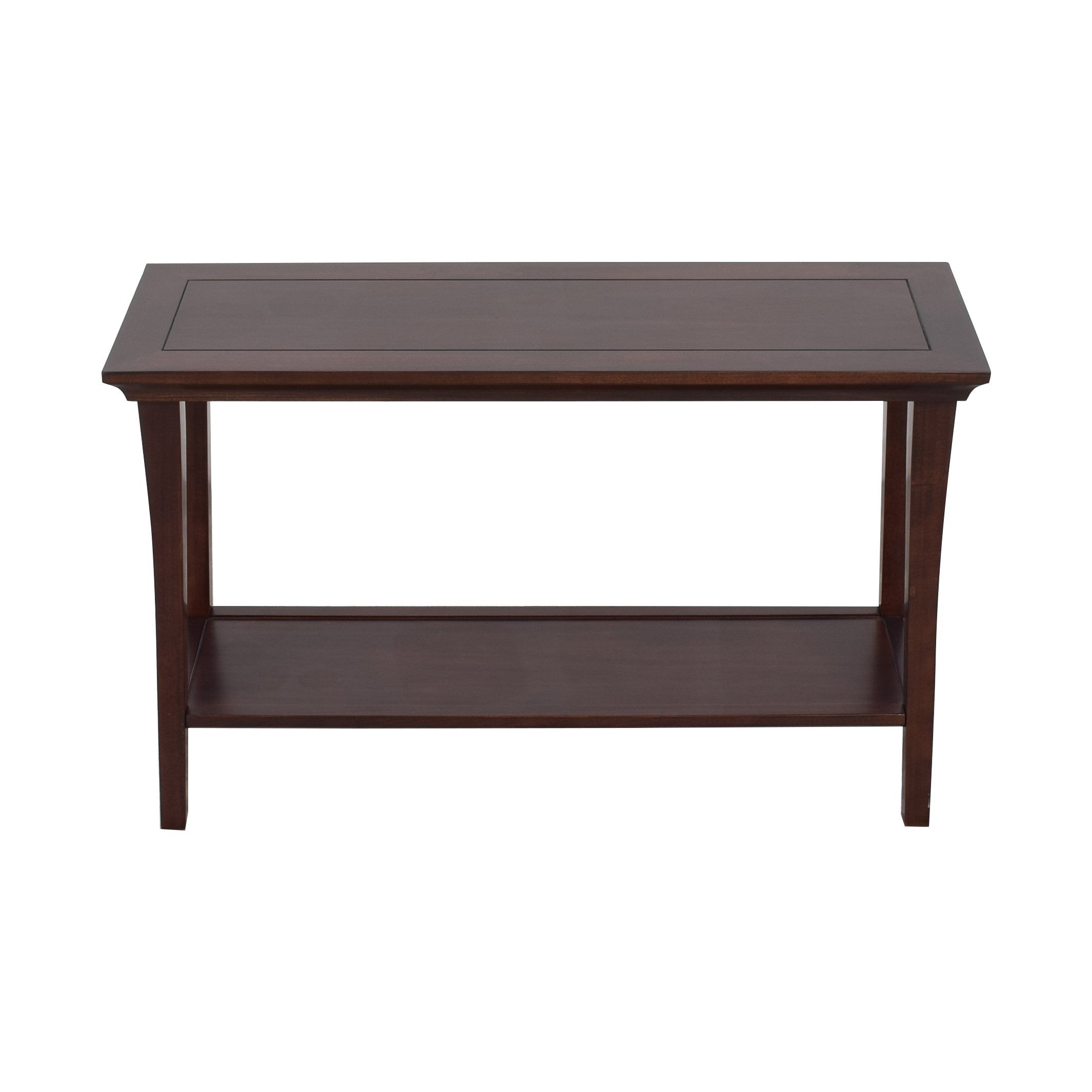 Pottery Barn Two Level Console Table / Accent Tables