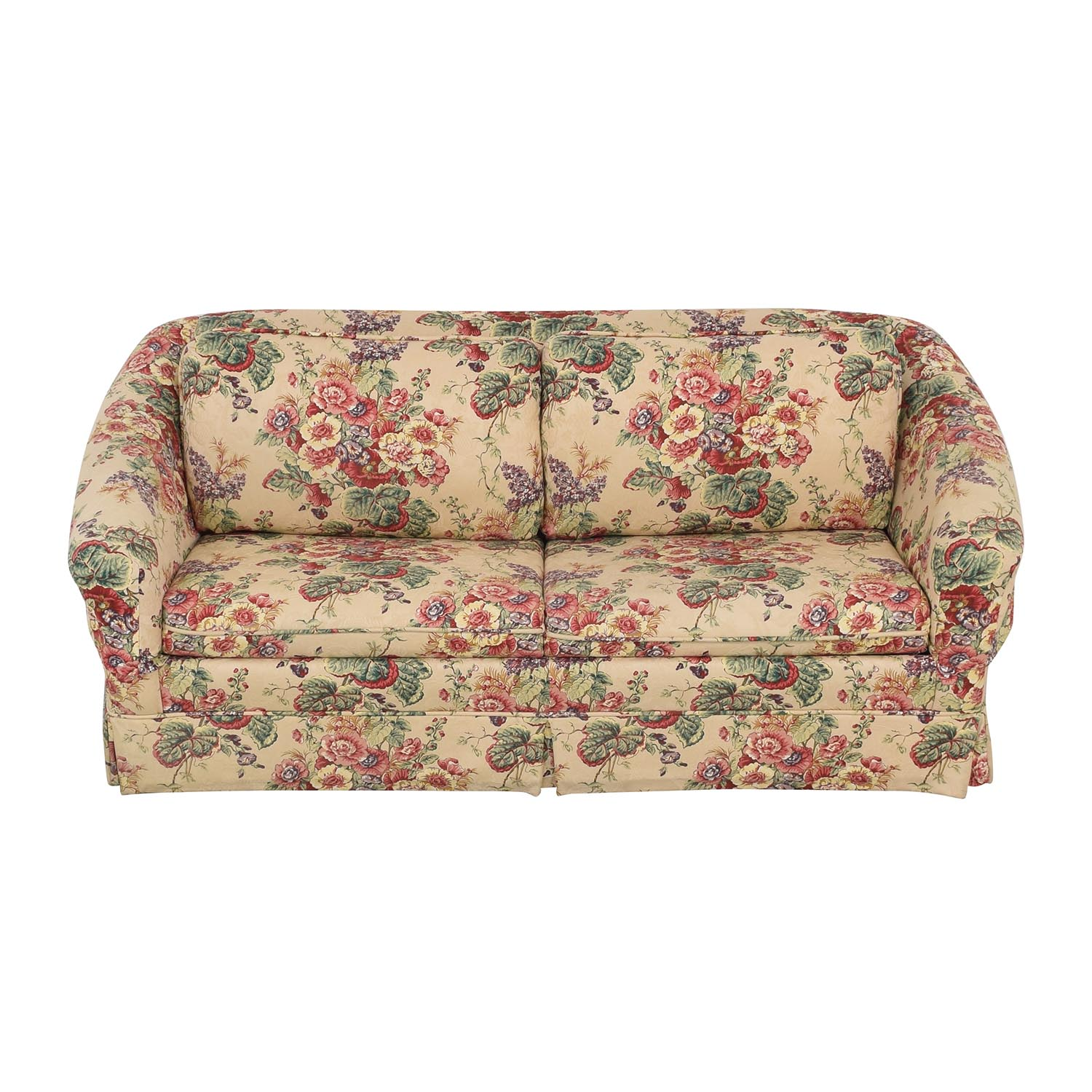 buy Castro Convertibles Full Floral Sofa Bed Castro Convertibles Sofa Beds